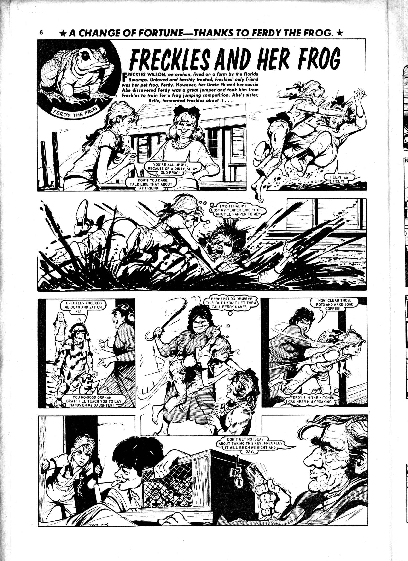 Read online Judy comic -  Issue #19 - 6