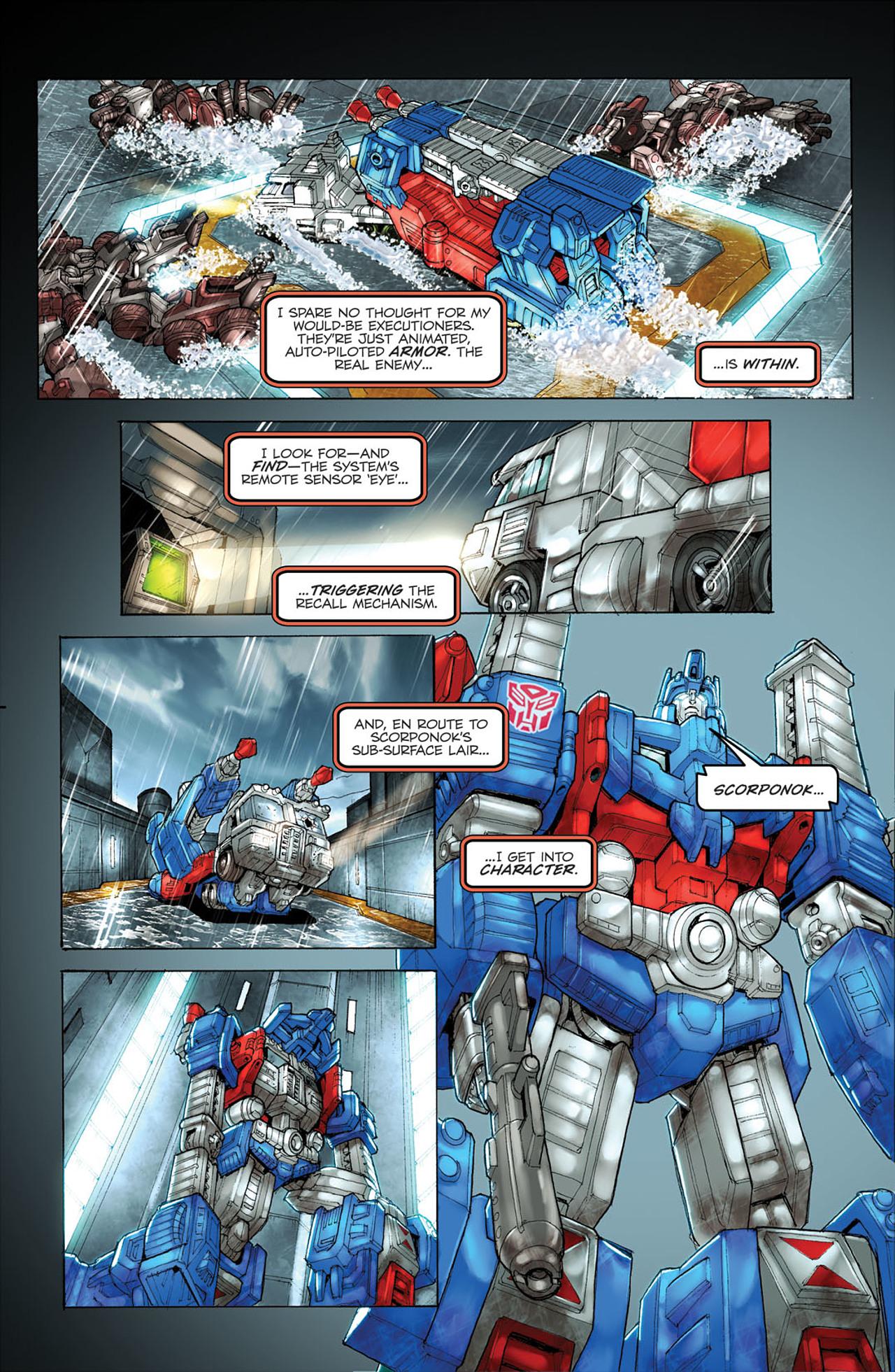 Read online Transformers Spotlight: Ultra Magnus comic -  Issue # Full - 19