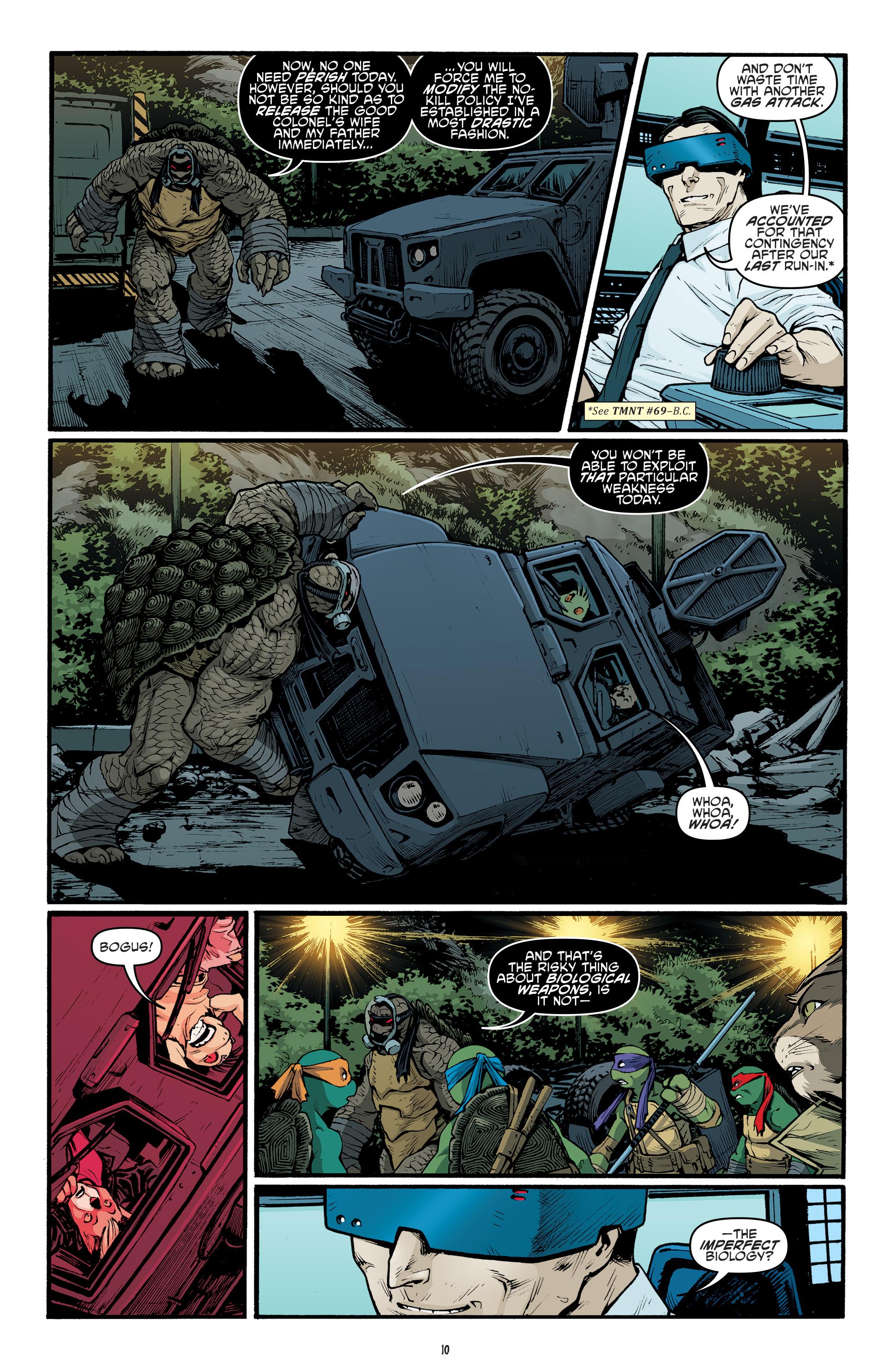 Read online Teenage Mutant Ninja Turtles (2011) comic -  Issue #70 - 12