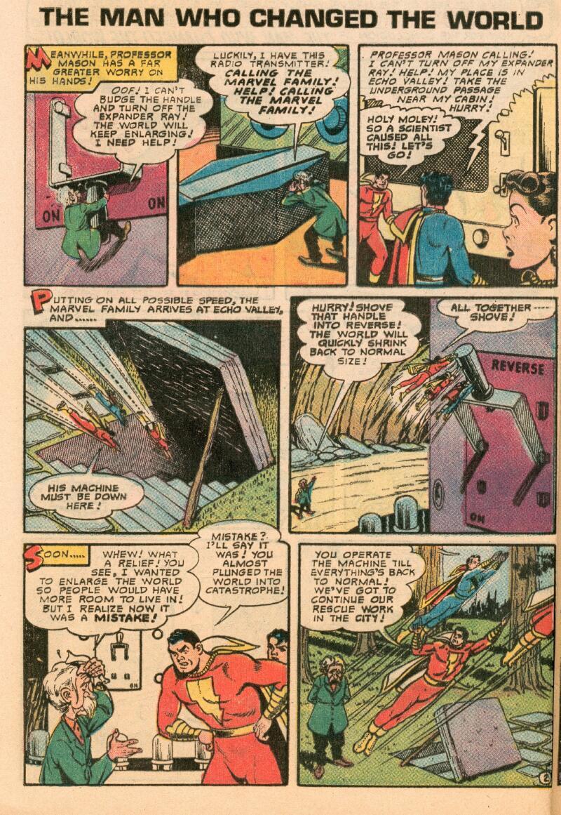 Read online Shazam! (1973) comic -  Issue #7 - 18
