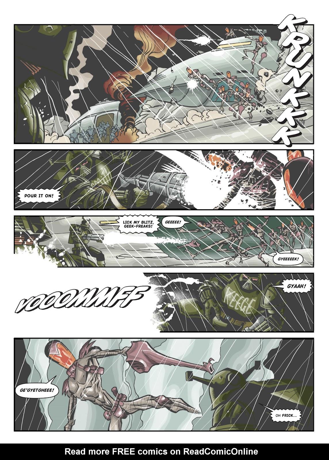 Judge Dredd Megazine (Vol. 5) Issue #381 #180 - English 82