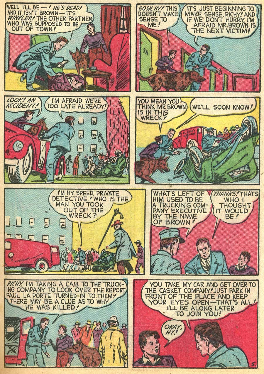 Blue Ribbon Comics (1939) issue 9 - Page 17