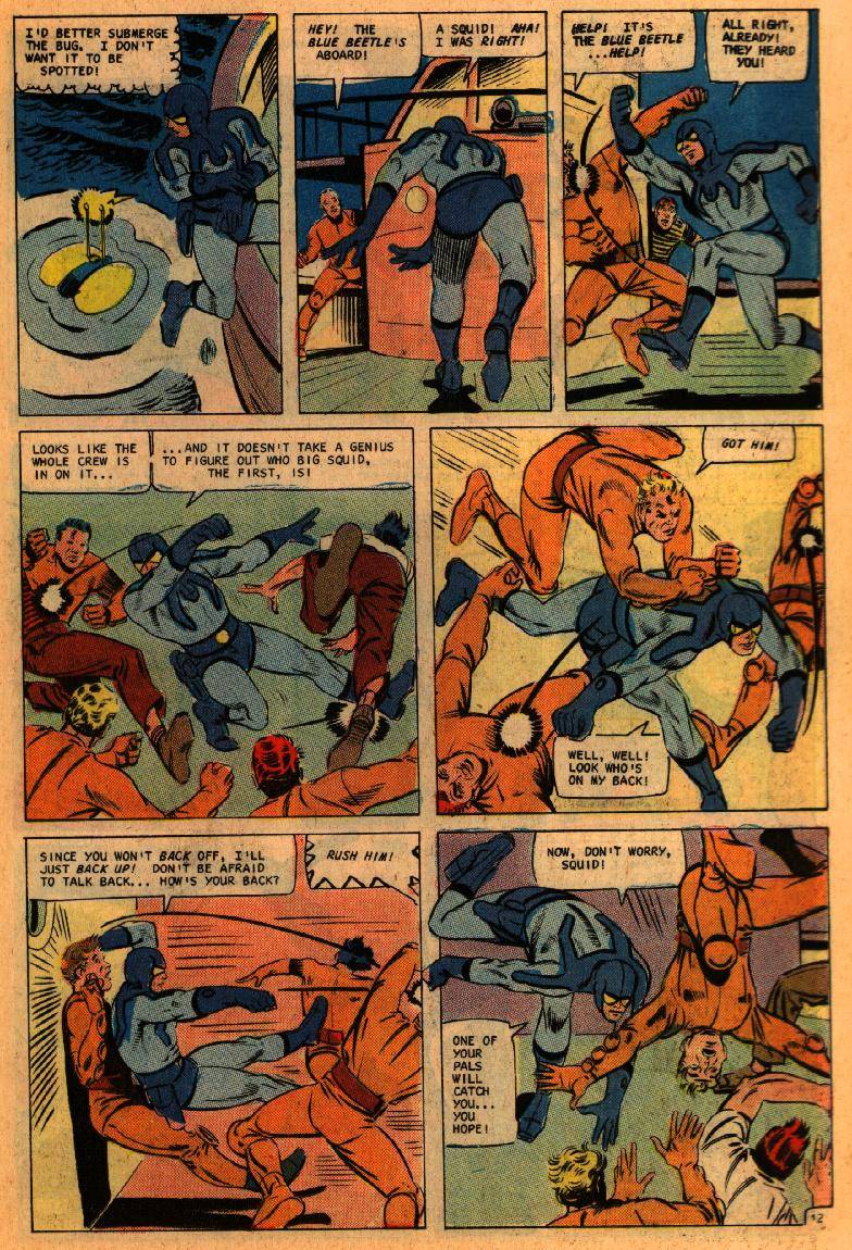 Blue Beetle (1967) issue 1 - Page 17