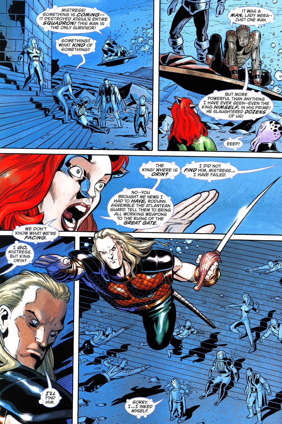 Read online Aquaman: Sword of Atlantis comic -  Issue #50 - 31