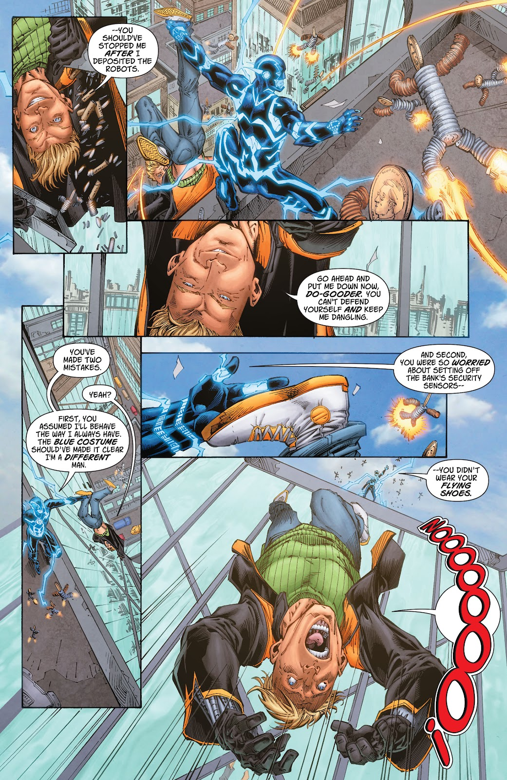 Read online The Flash (2011) comic -  Issue # _TPB 6 (Part 2) - 5