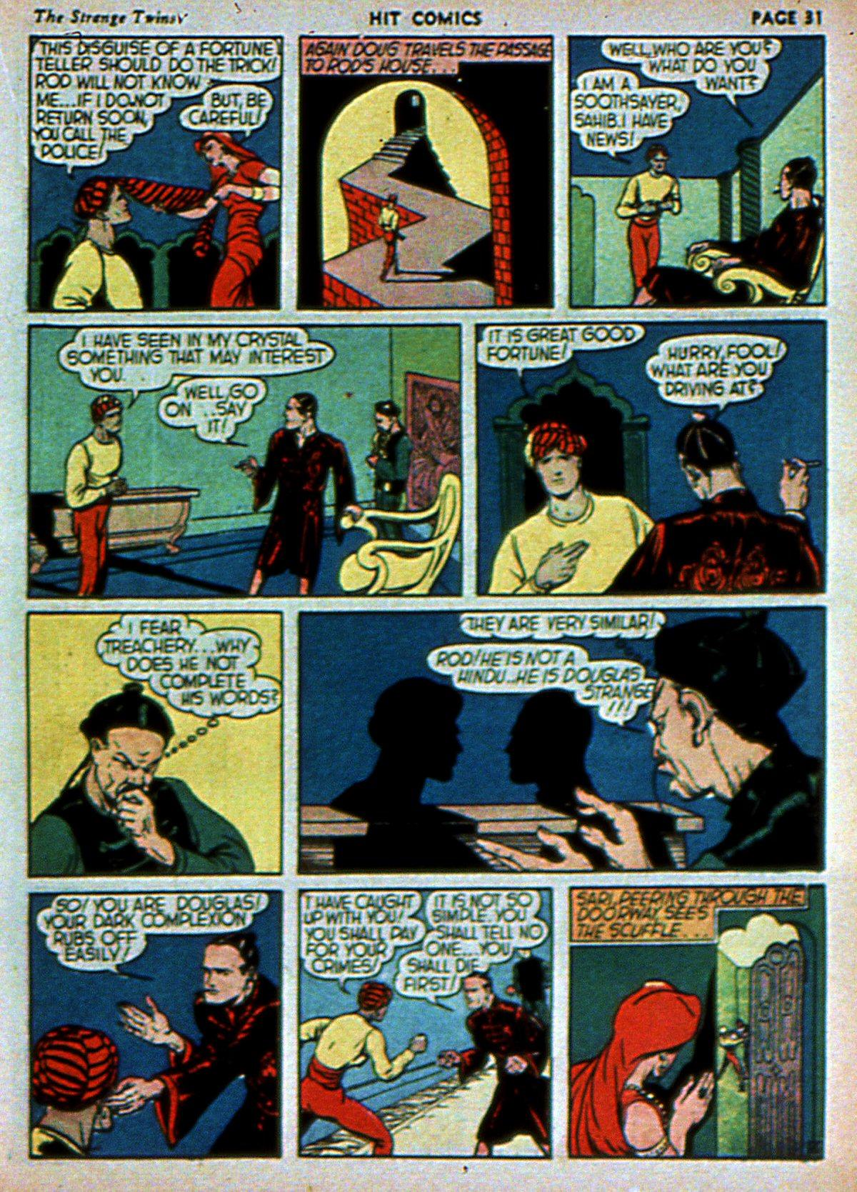 Read online Hit Comics comic -  Issue #3 - 33