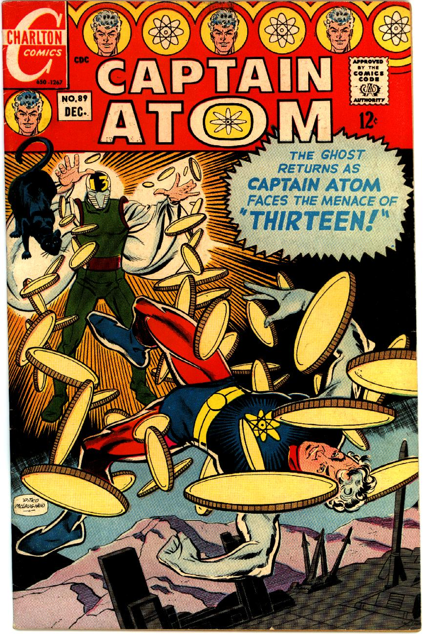 Captain Atom (1965) issue 89 - Page 1