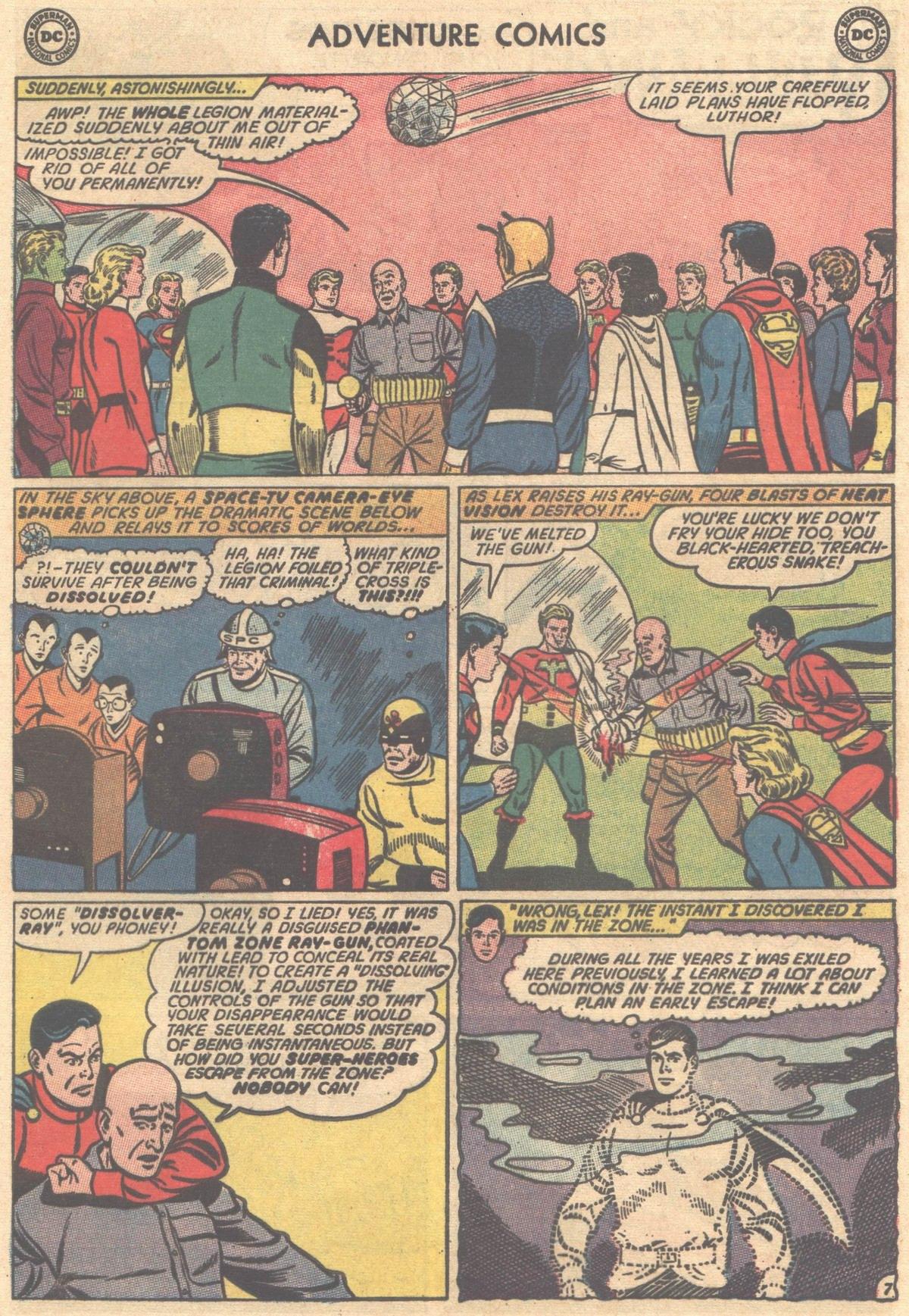 Read online Adventure Comics (1938) comic -  Issue #325 - 20