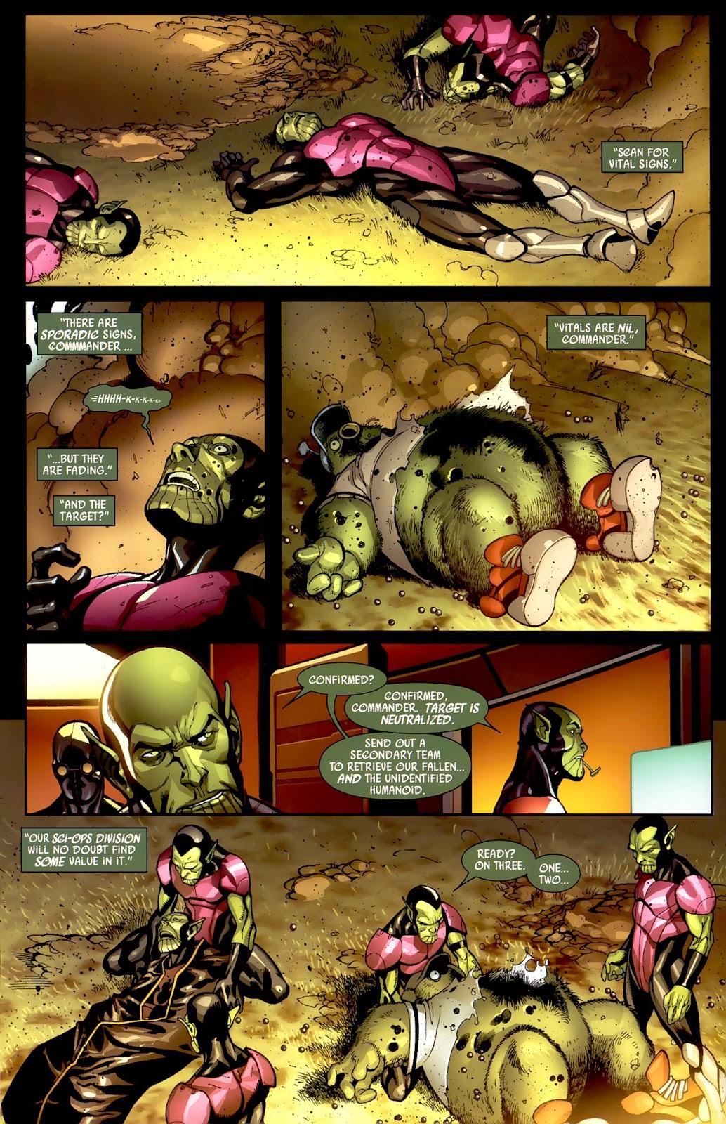 Read online Deadpool (2008) comic -  Issue #1 - 11