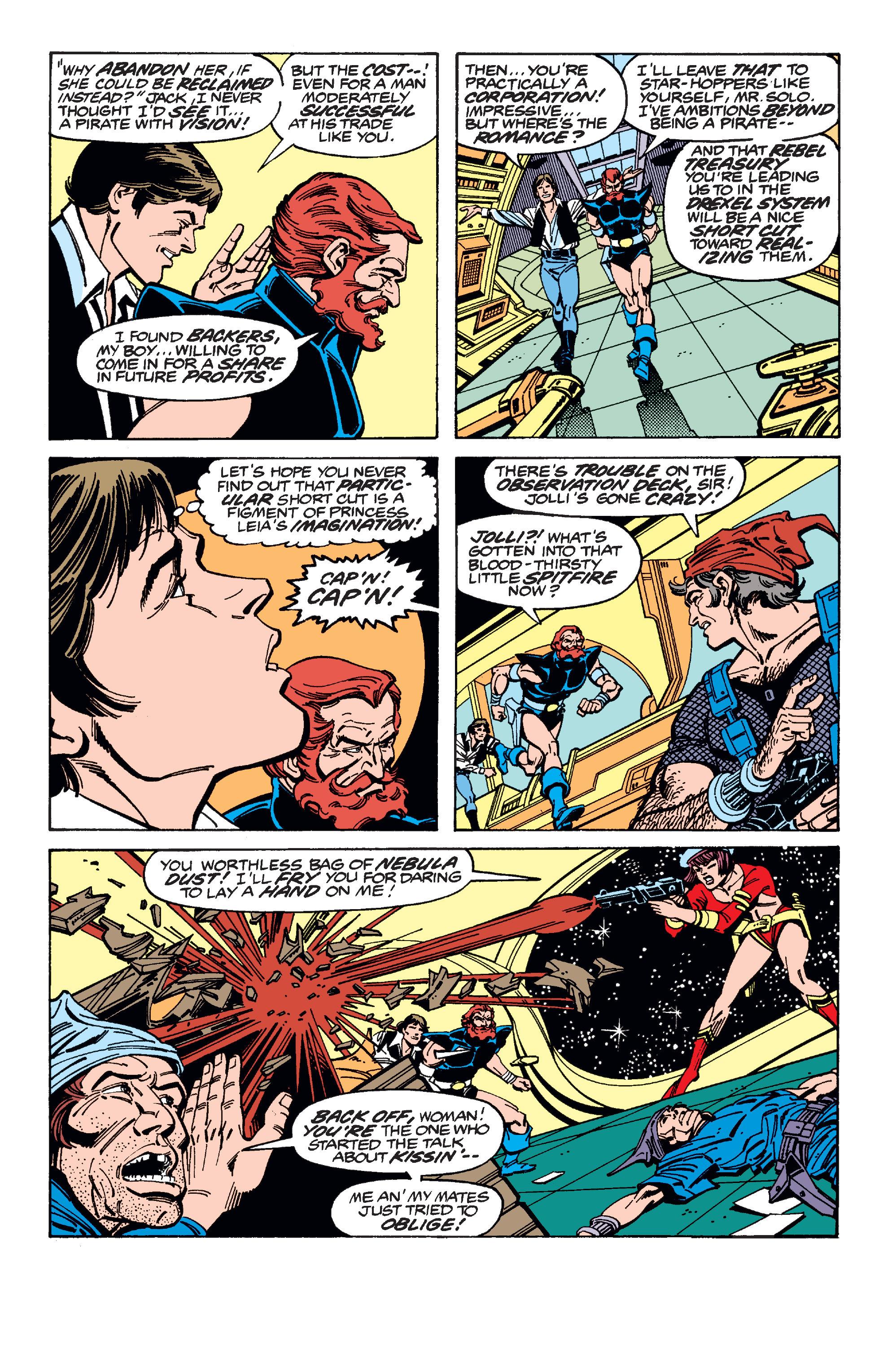 Read online Star Wars Omnibus comic -  Issue # Vol. 13 - 221