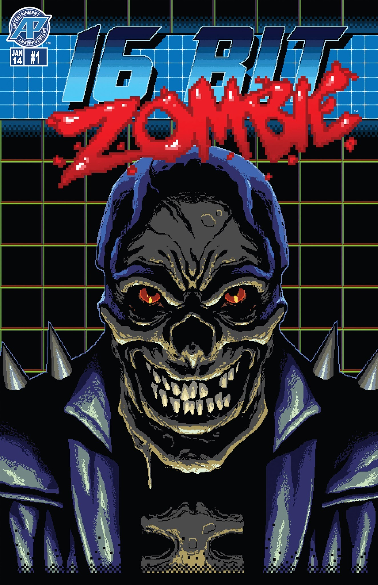 16-Bit Zombie Full Page 1