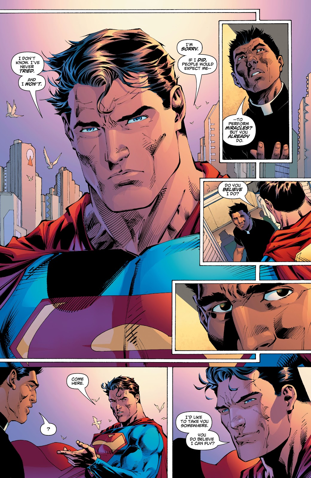 Read online Superman: For Tomorrow comic -  Issue # TPB (Part 2) - 73