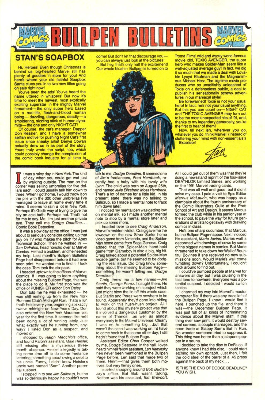 Read online Alpha Flight (1983) comic -  Issue #93 - 20