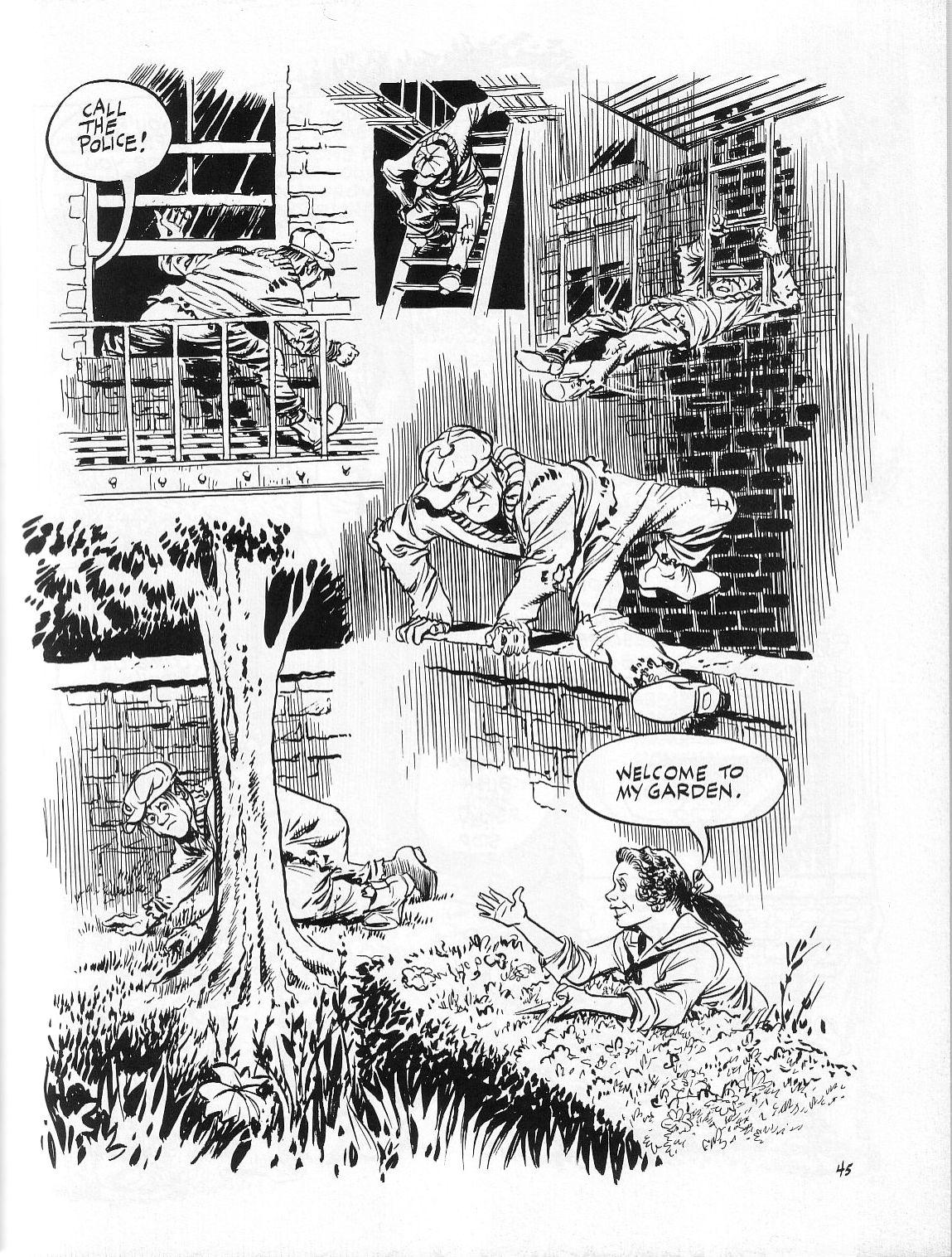 Read online Dropsie Avenue, The Neighborhood comic -  Issue # Full - 47