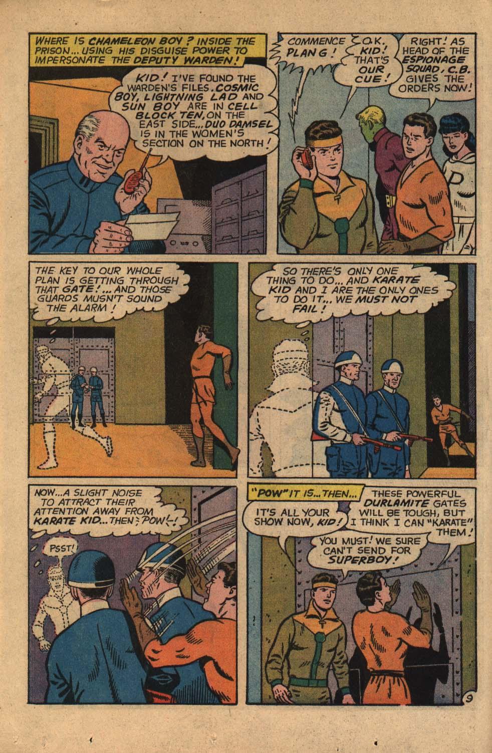 Read online Adventure Comics (1938) comic -  Issue #360 - 12