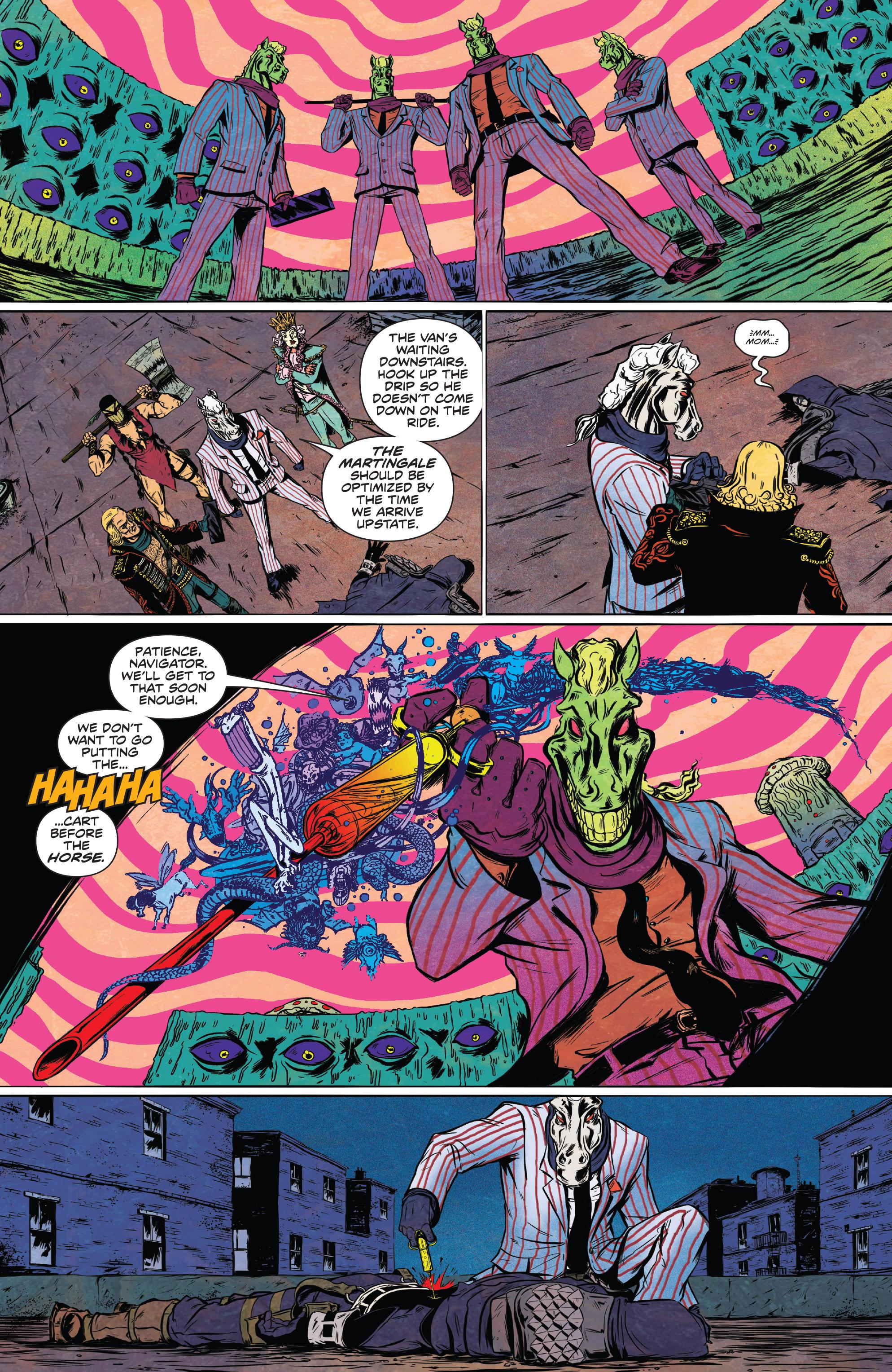 Read online Translucid comic -  Issue #5 - 6