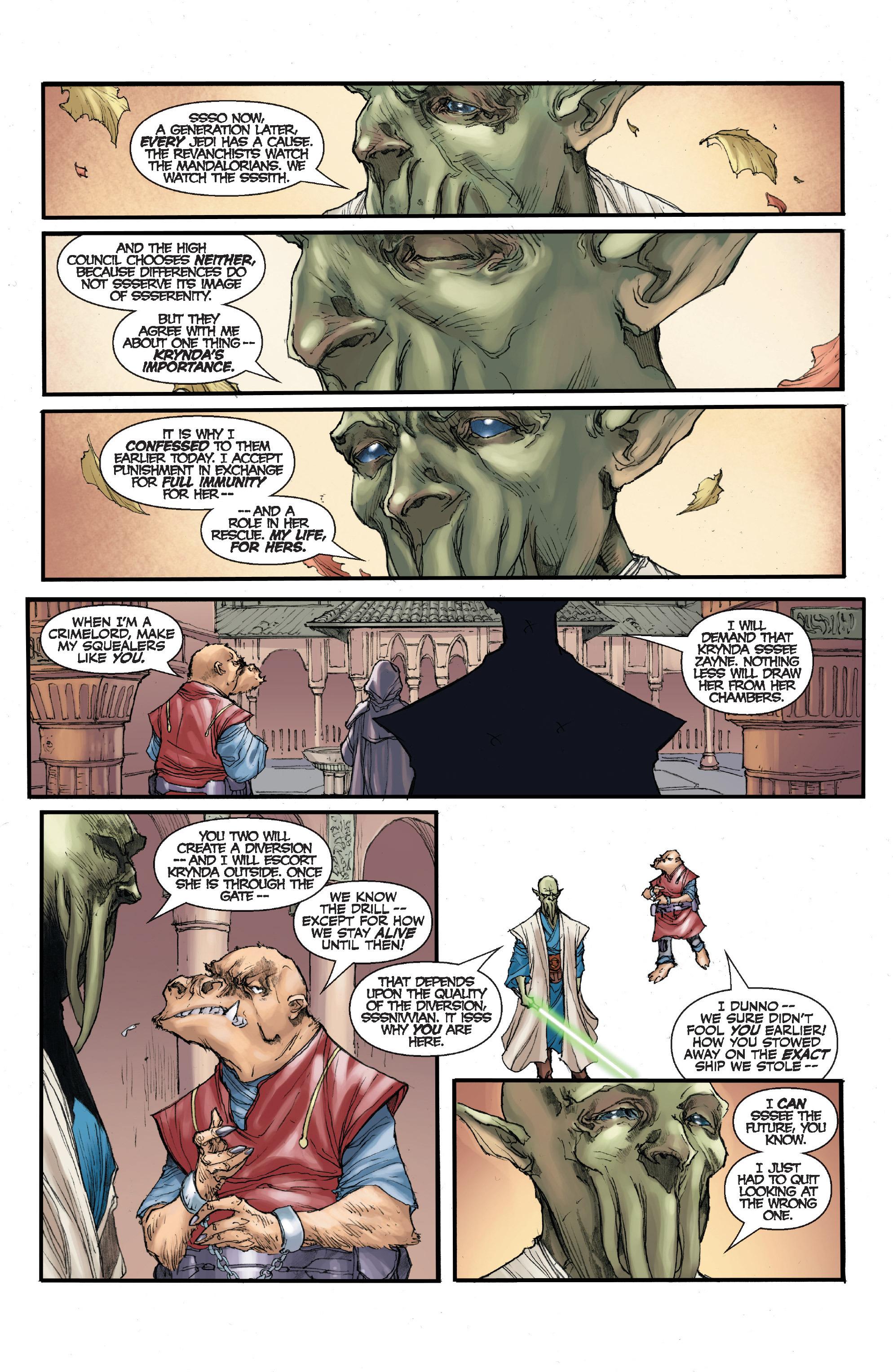 Read online Star Wars Omnibus comic -  Issue # Vol. 32 - 306