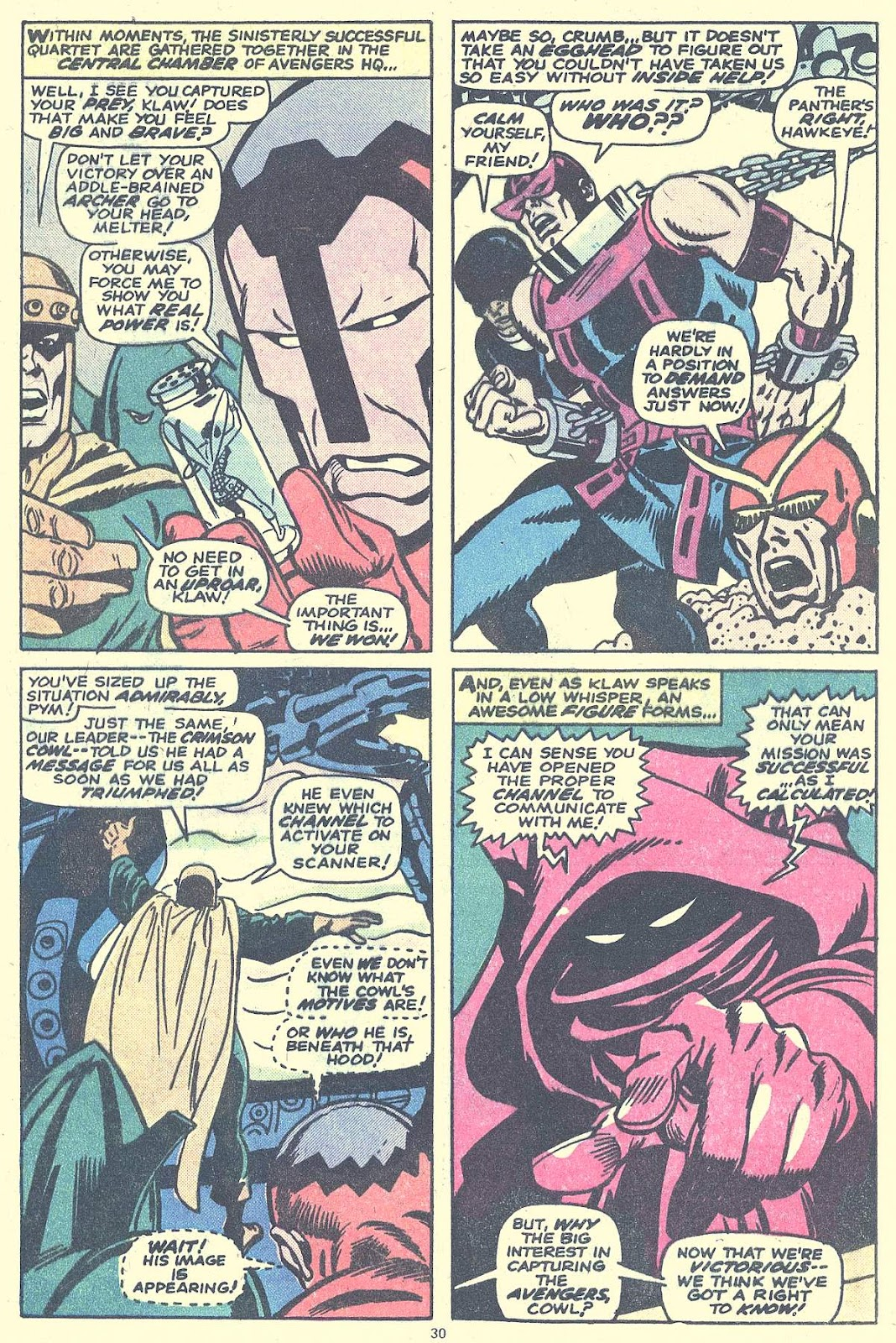 Marvel Triple Action (1972) issue 47 - Page 32