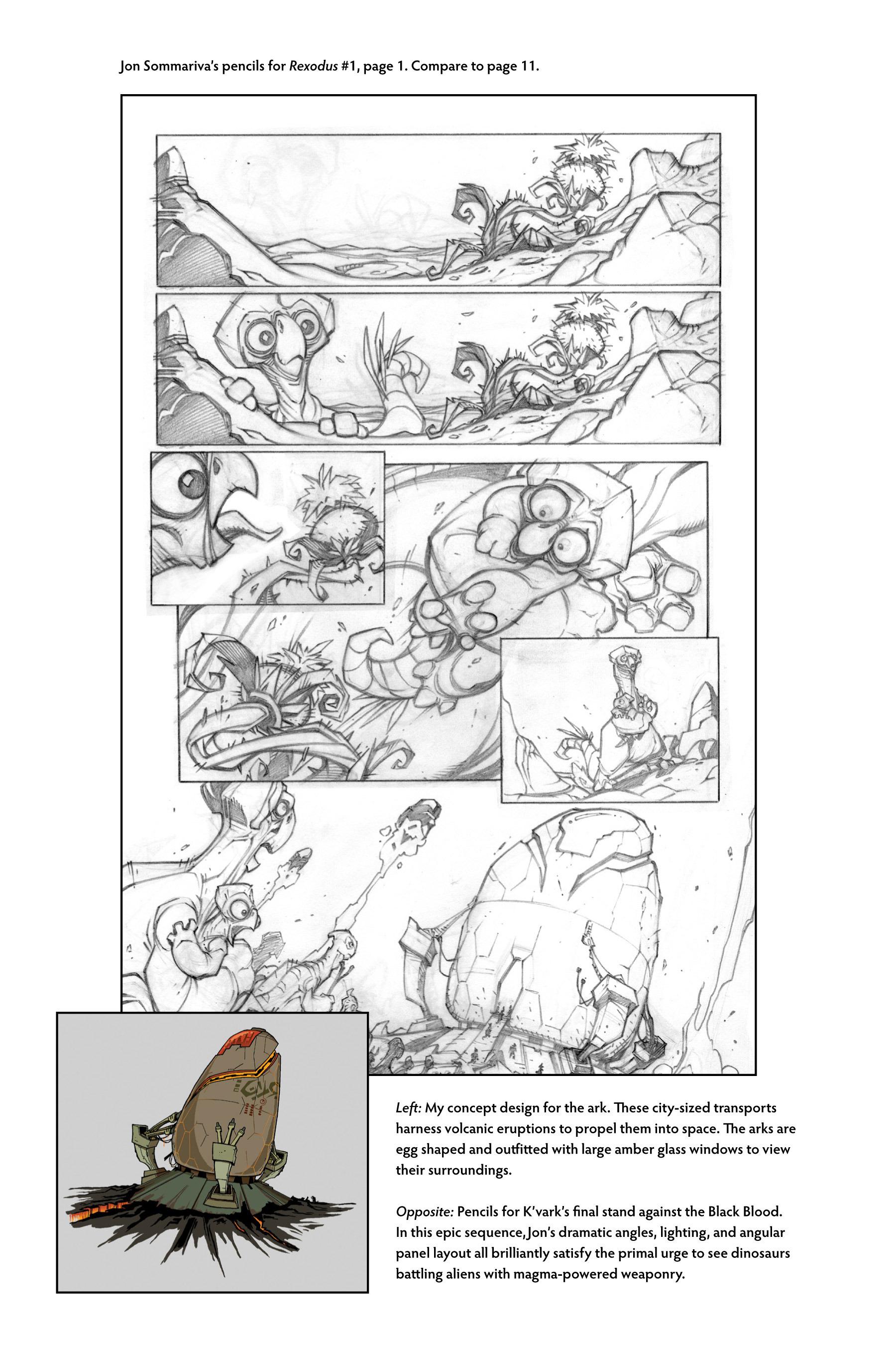 Read online Rexodus comic -  Issue # Full - 116