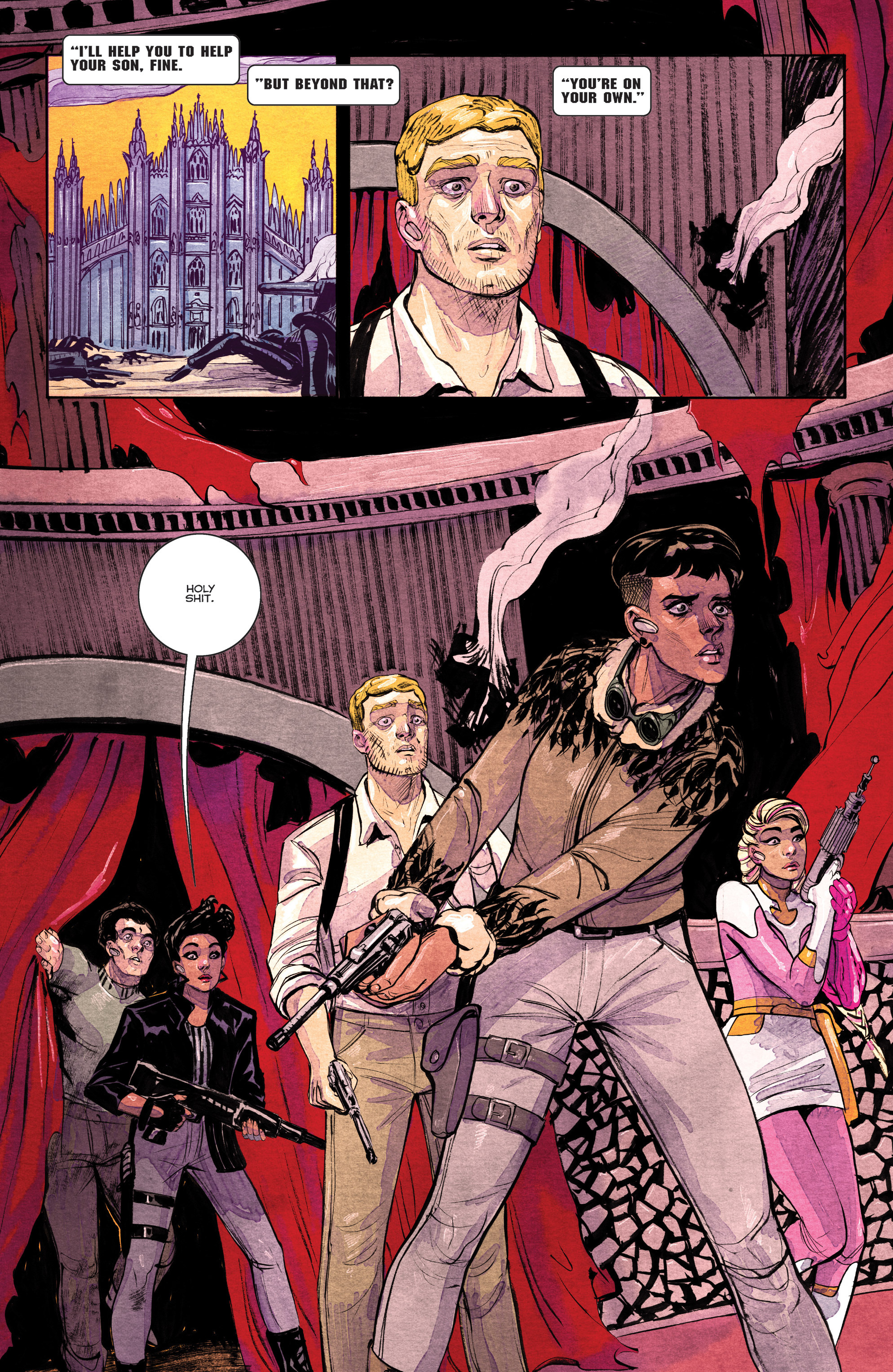 Read online Shutter comic -  Issue #26 - 5
