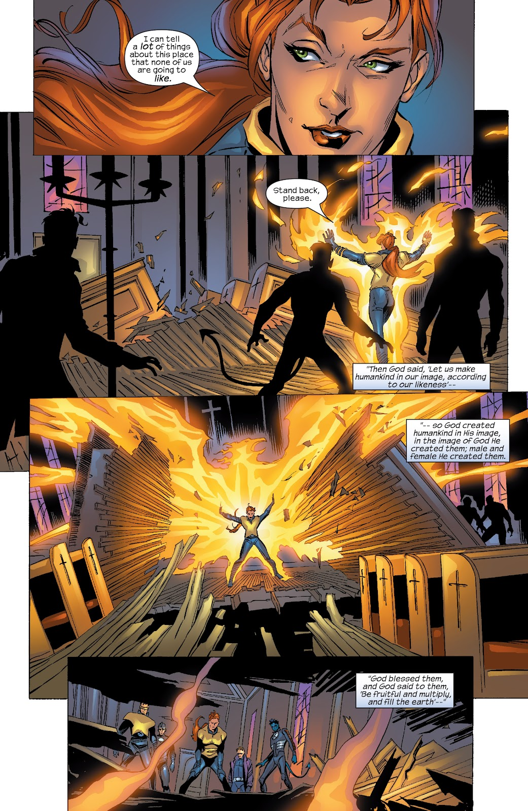 Read online X-Men: Unstoppable comic -  Issue # TPB (Part 4) - 92