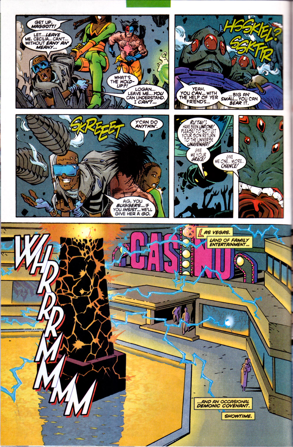 X-Men (1991) 75 Page 36