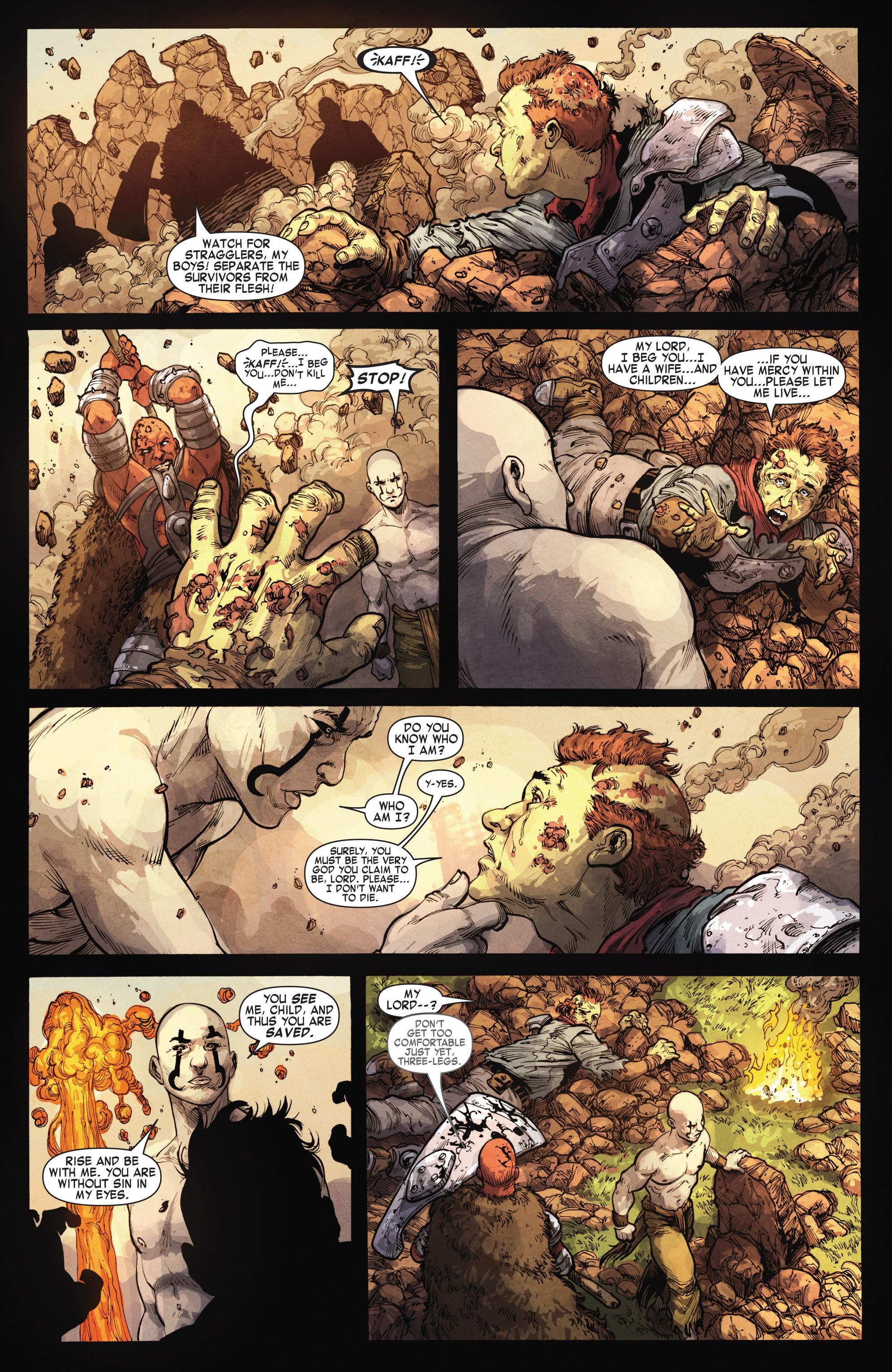Read online Skaar: Son of Hulk comic -  Issue #15 - 6