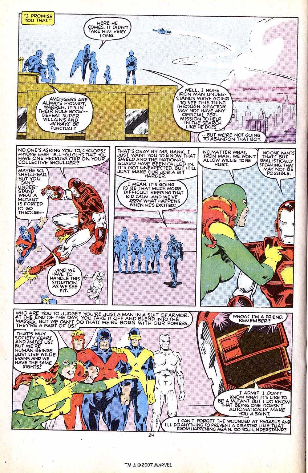 Iron Man Annual issue 8 - Page 30