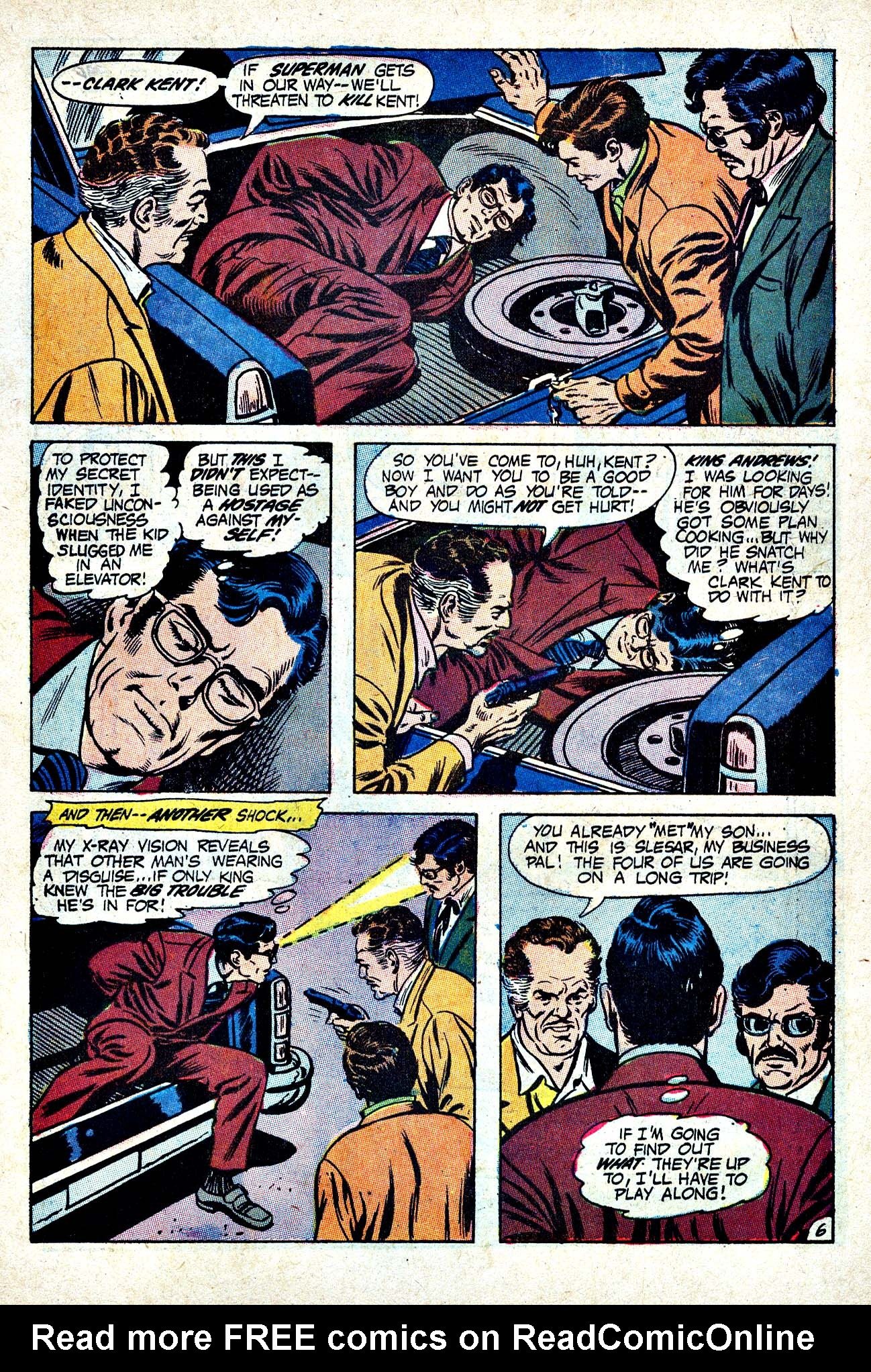 Read online Action Comics (1938) comic -  Issue #407 - 10