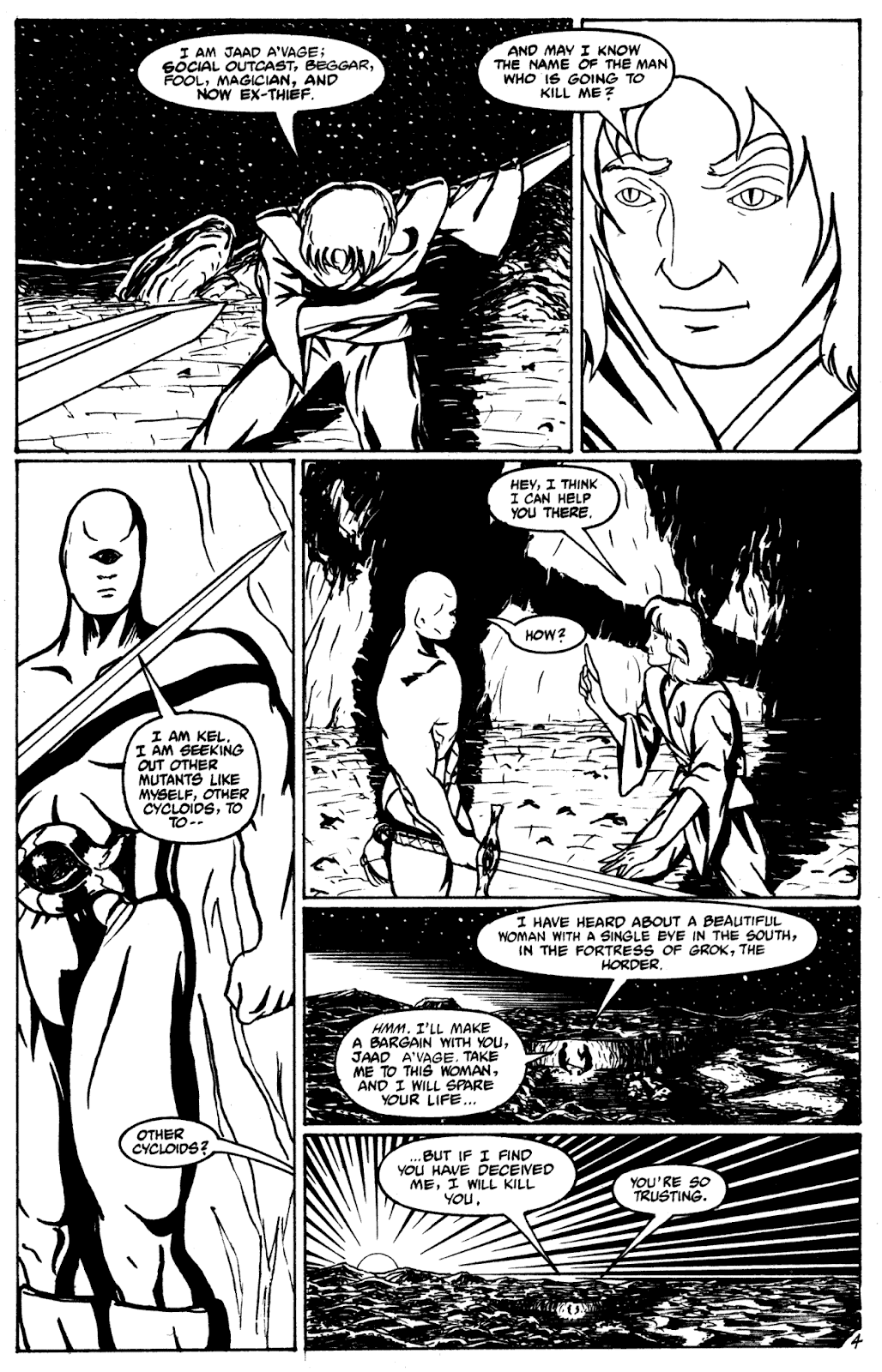Shattered Earth issue 2 - Page 15
