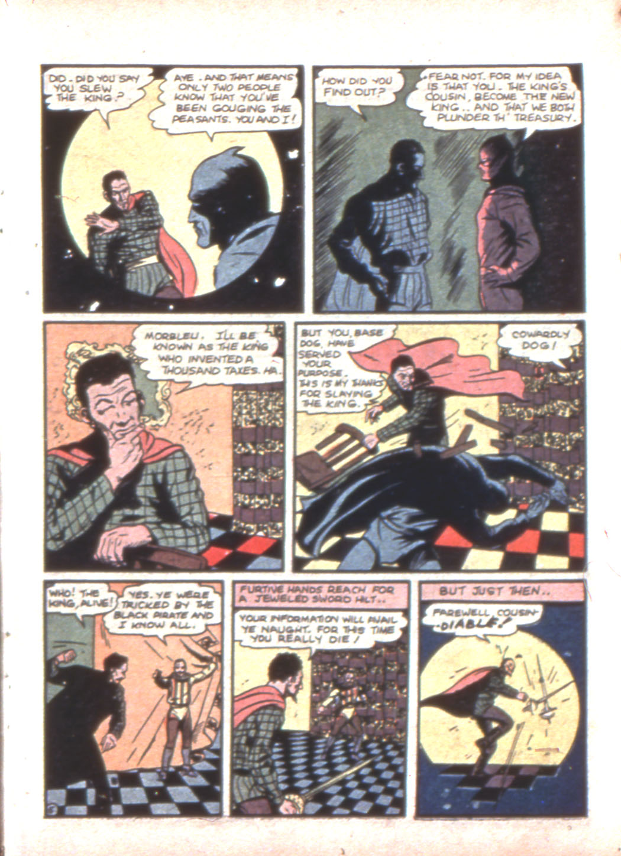 Read online Sensation (Mystery) Comics comic -  Issue #11 - 21