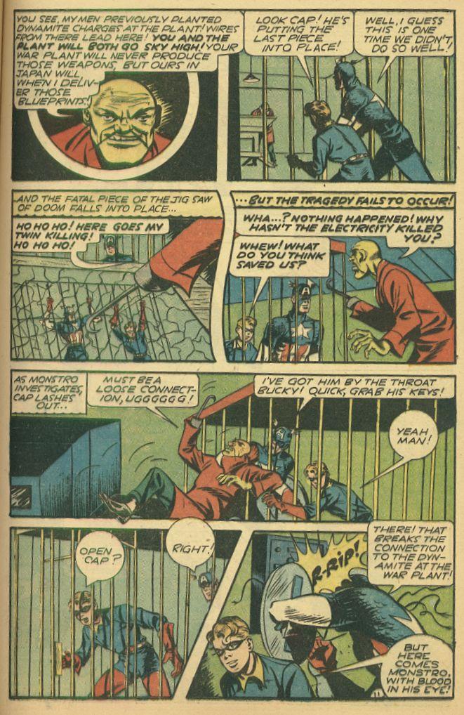 Read online All-Winners Comics comic -  Issue #14 - 24