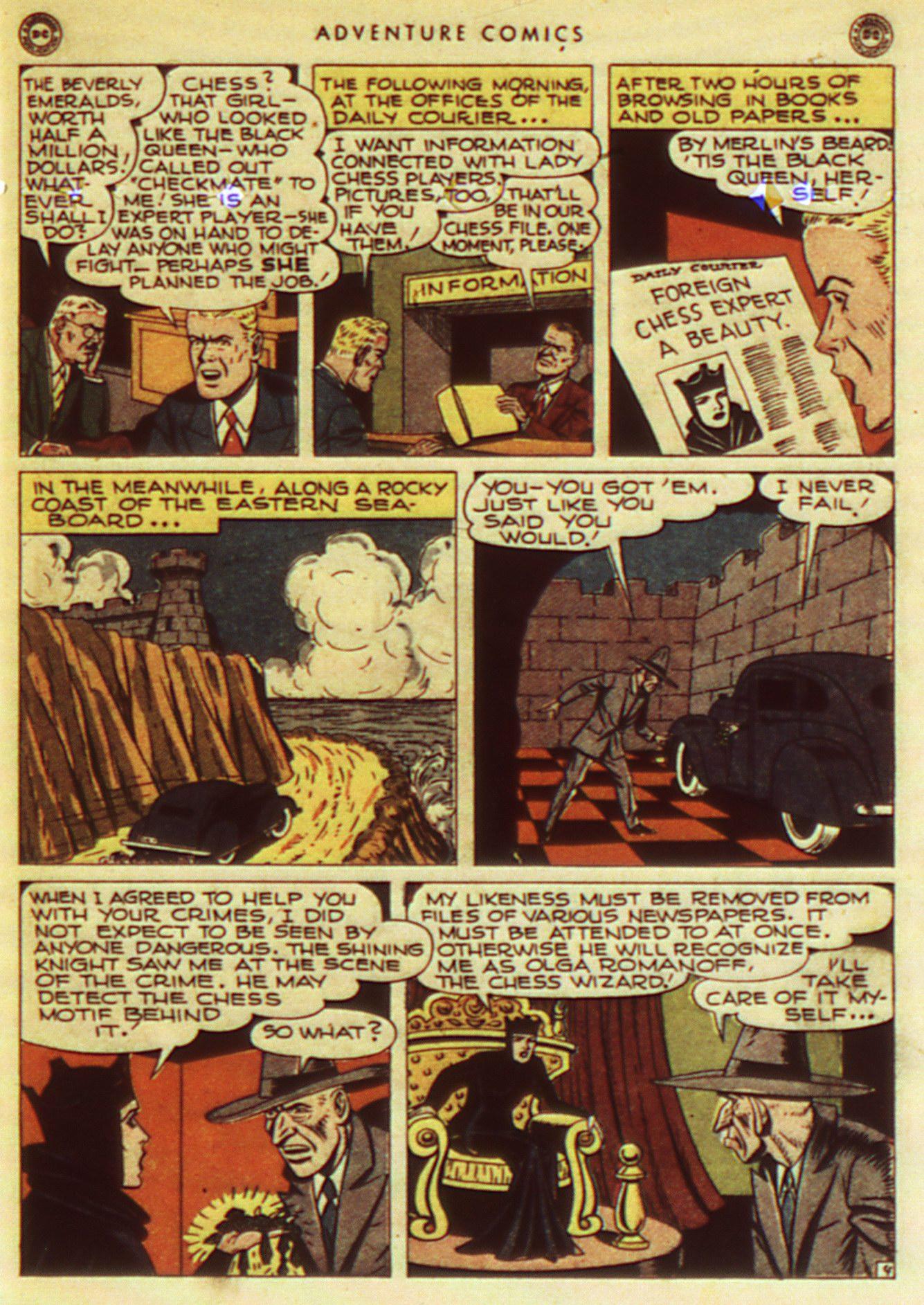 Read online Adventure Comics (1938) comic -  Issue #105 - 45