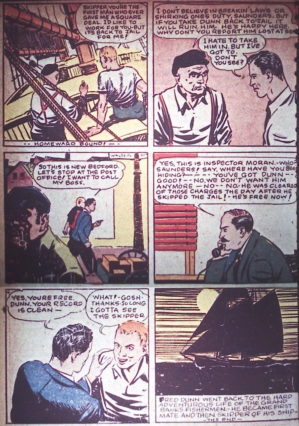 Read online Detective Comics (1937) comic -  Issue #8 - 8