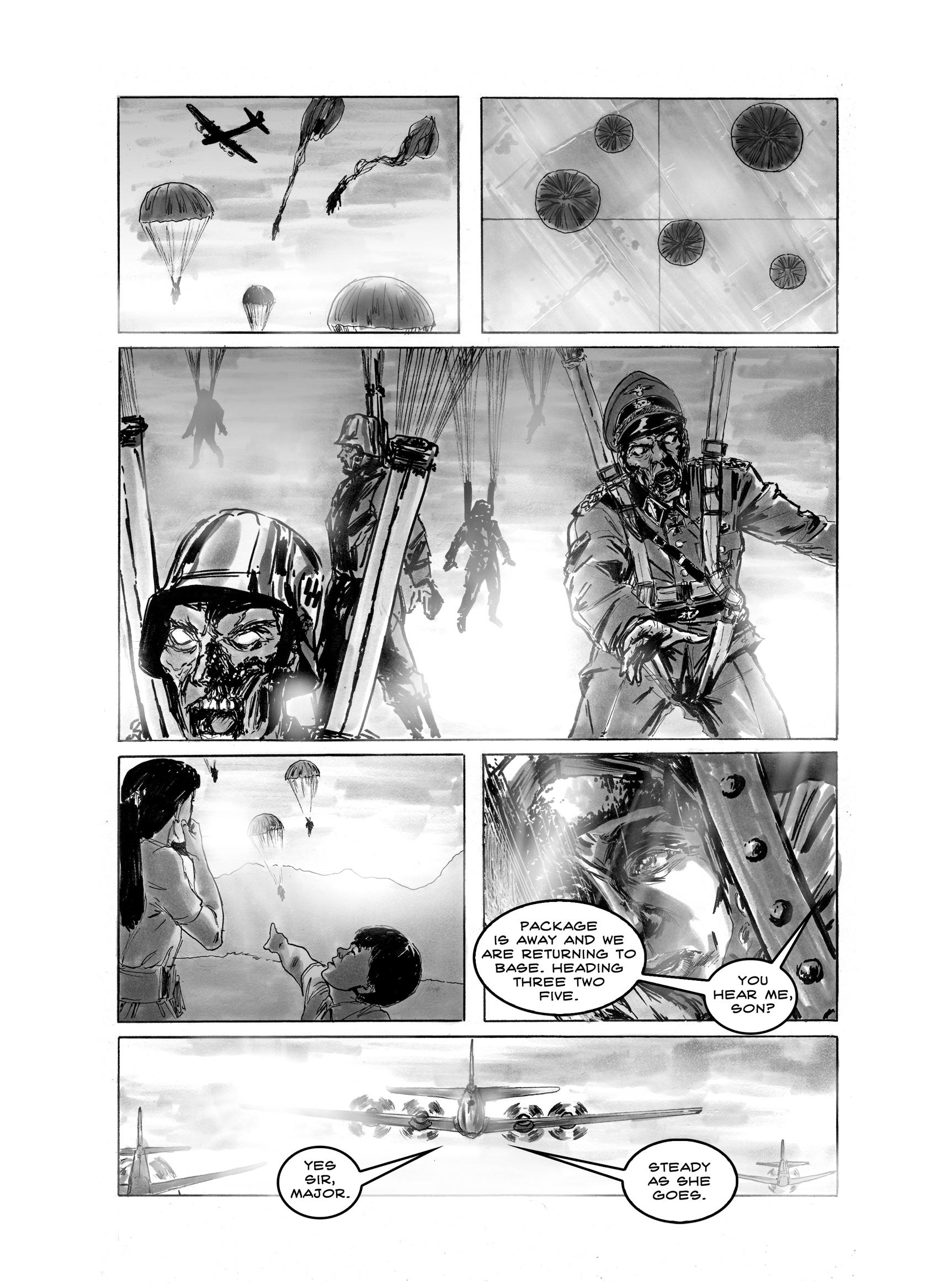 Read online FUBAR comic -  Issue #2 - 14