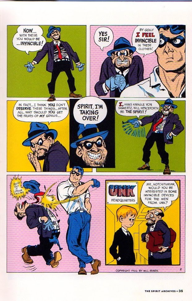 Read online Will Eisner's The Spirit Archives comic -  Issue # TPB 26 (Part 1) - 42