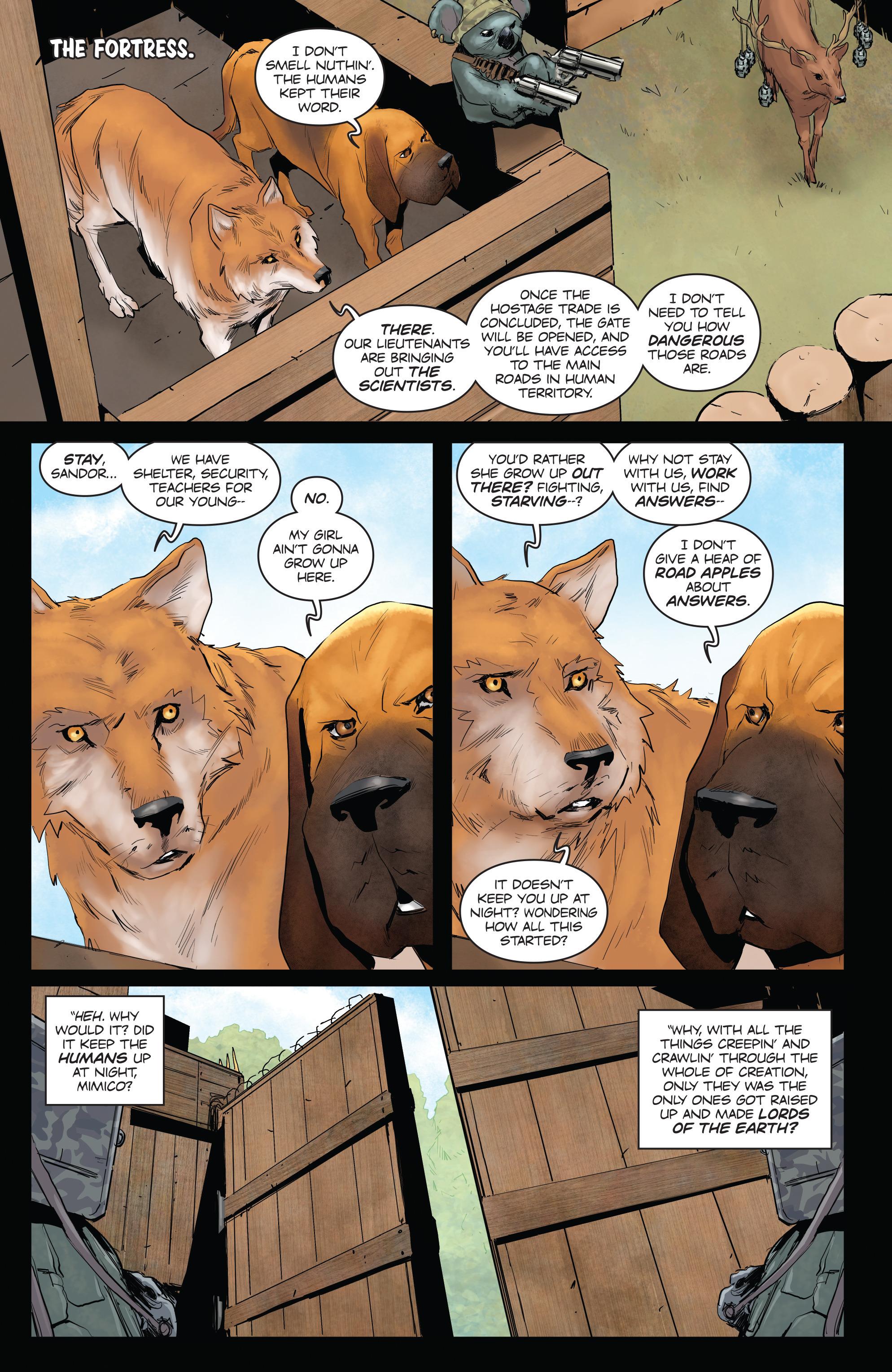 Read online Animosity comic -  Issue #3 - 18
