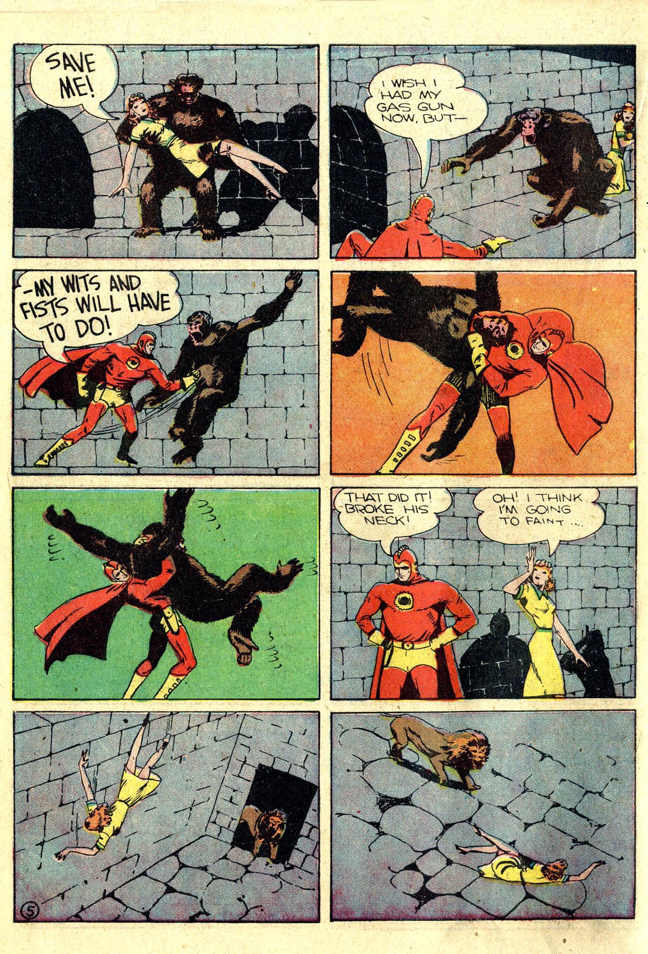 Read online Detective Comics (1937) comic -  Issue #44 - 34