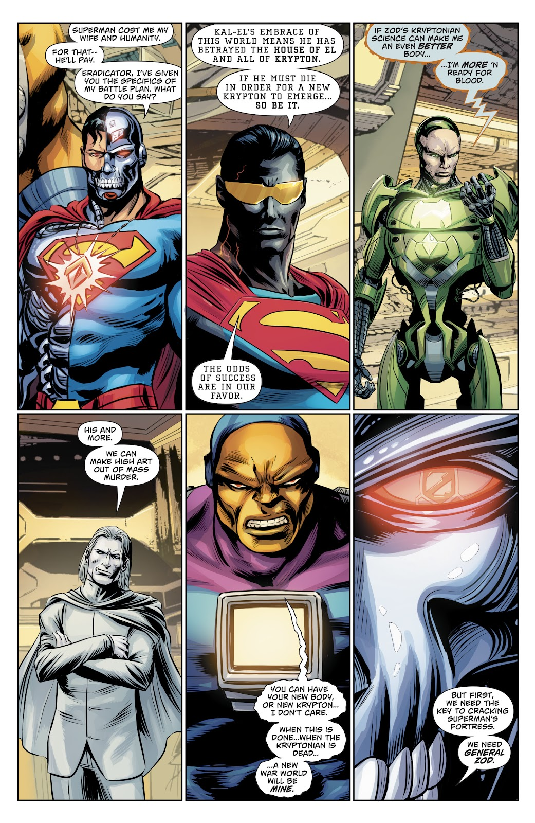 Read online Action Comics (2016) comic -  Issue #980 - 6
