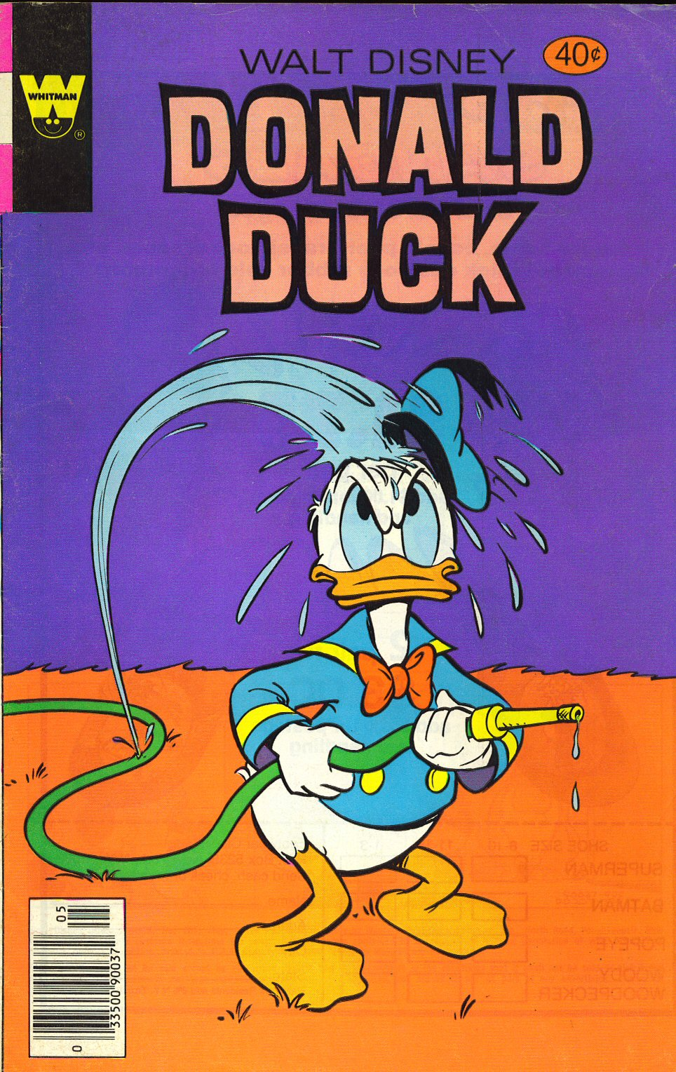 Donald Duck (1962) 207 Page 1