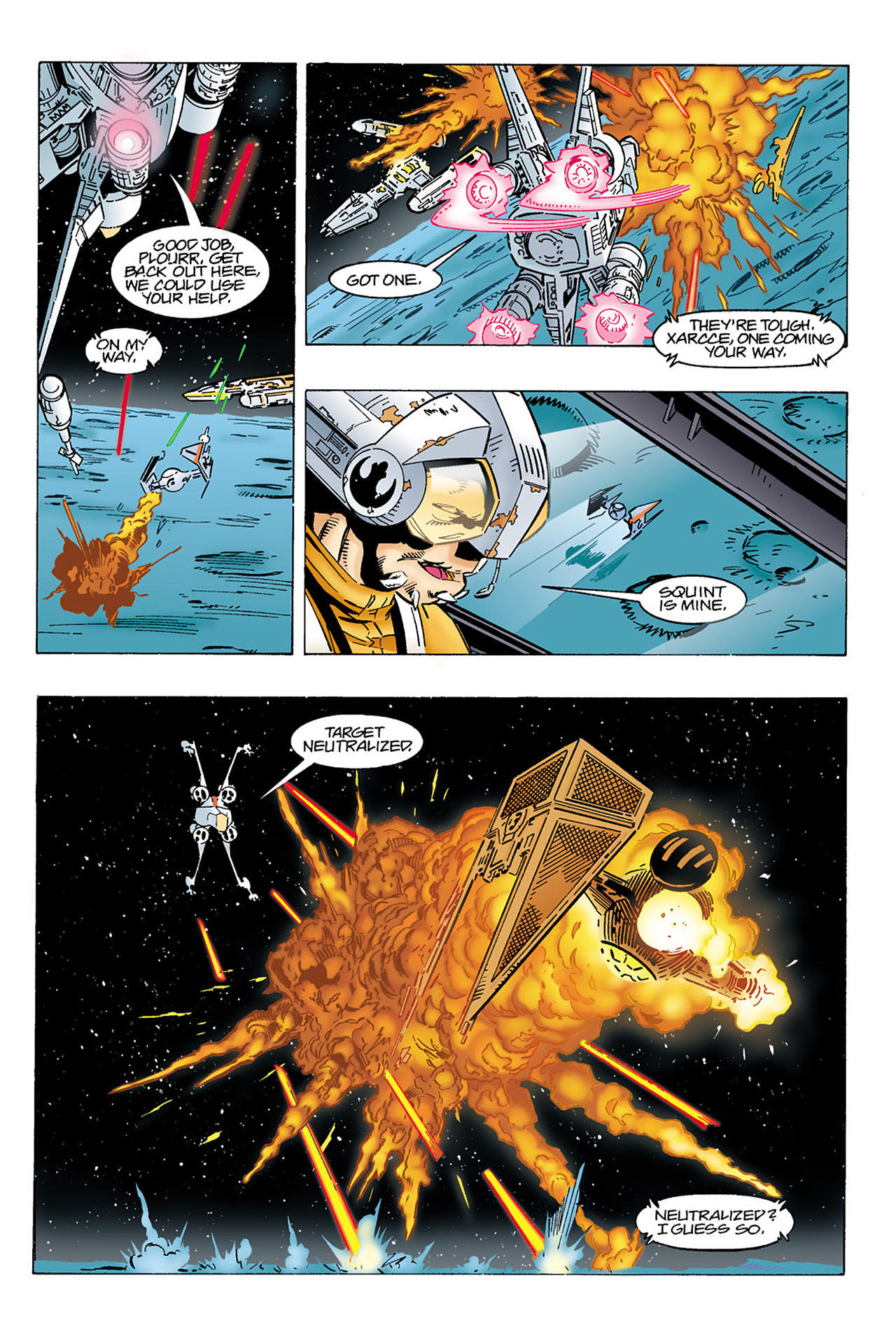 Read online Star Wars Omnibus comic -  Issue # Vol. 3 - 24