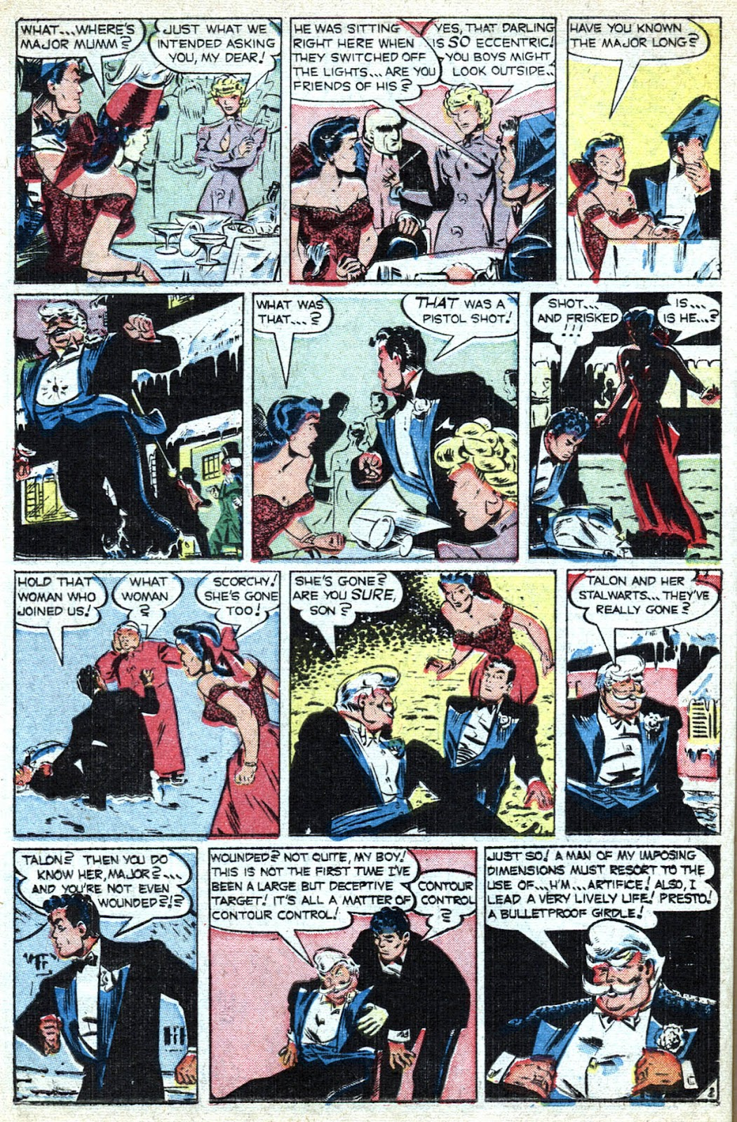 Read online Famous Funnies comic -  Issue #184 - 36