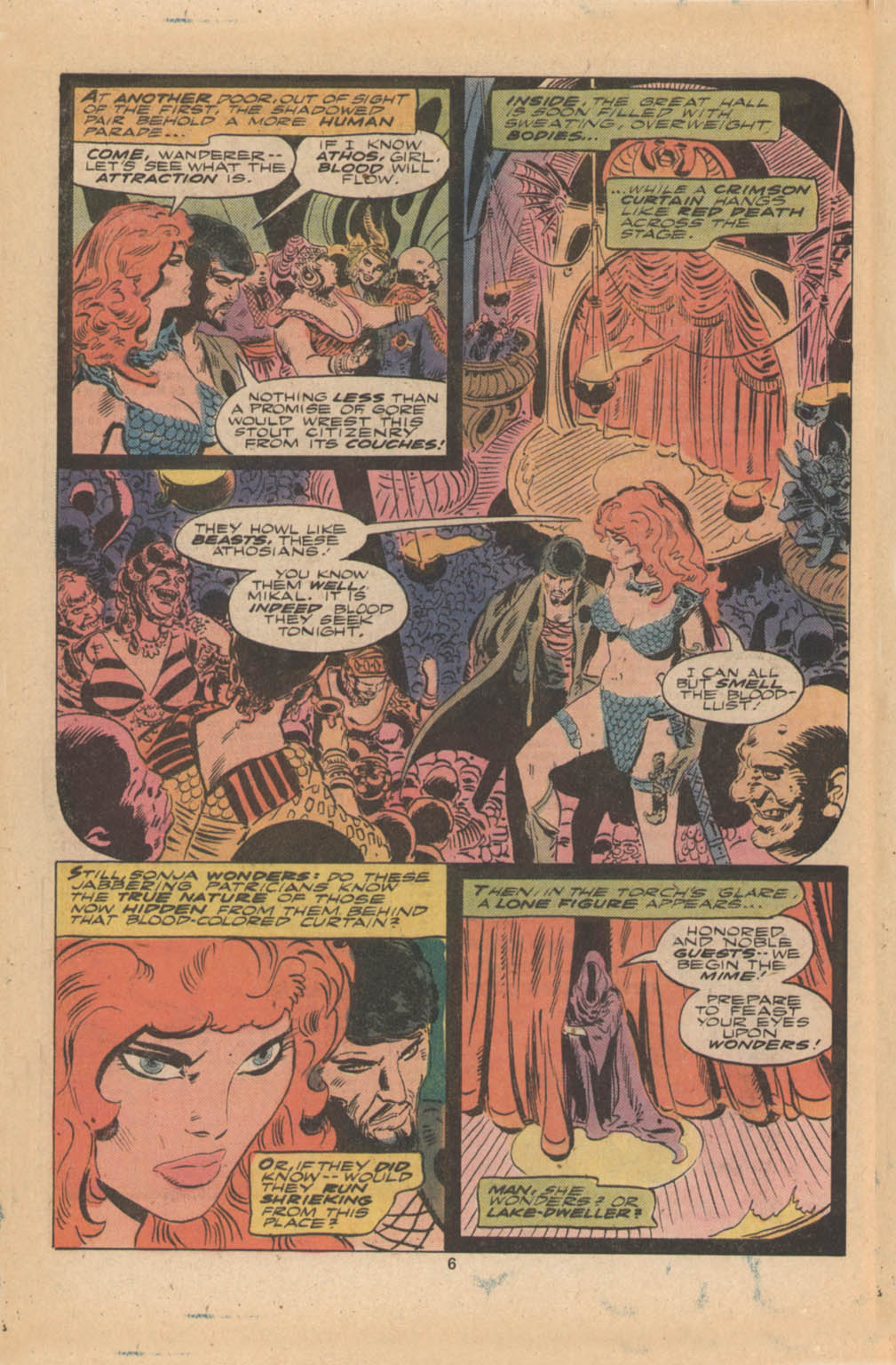 Red Sonja (1977) issue 4 - Page 5
