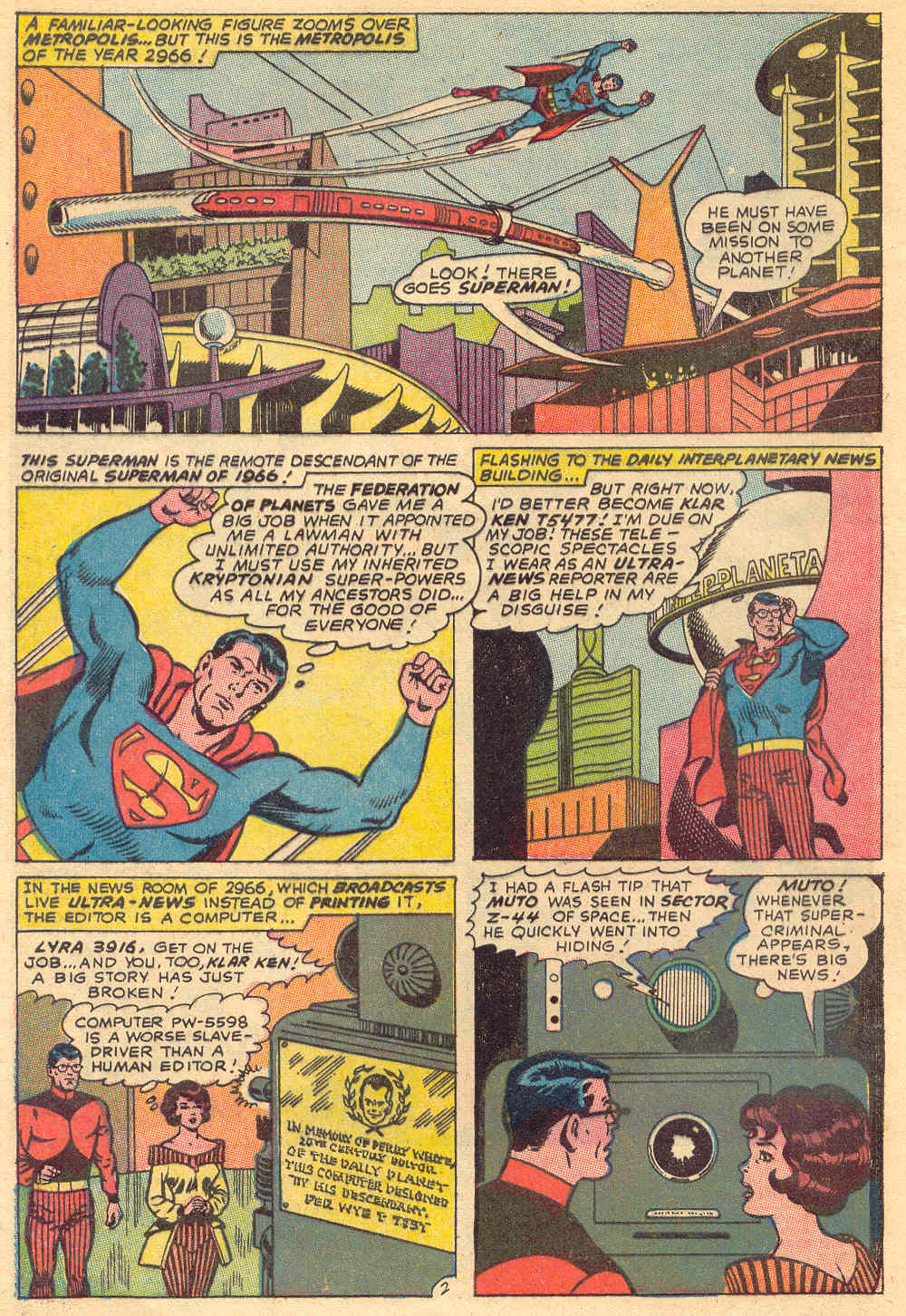 Read online Action Comics (1938) comic -  Issue #338 - 3