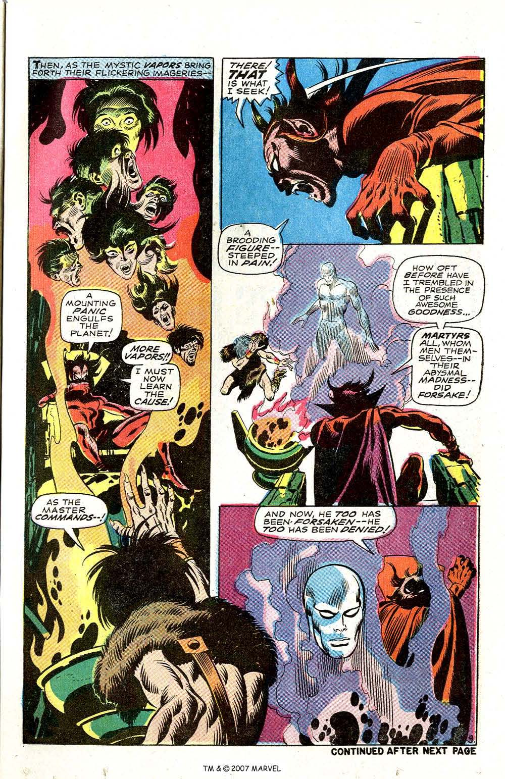 Silver Surfer (1968) issue 3 - Page 11