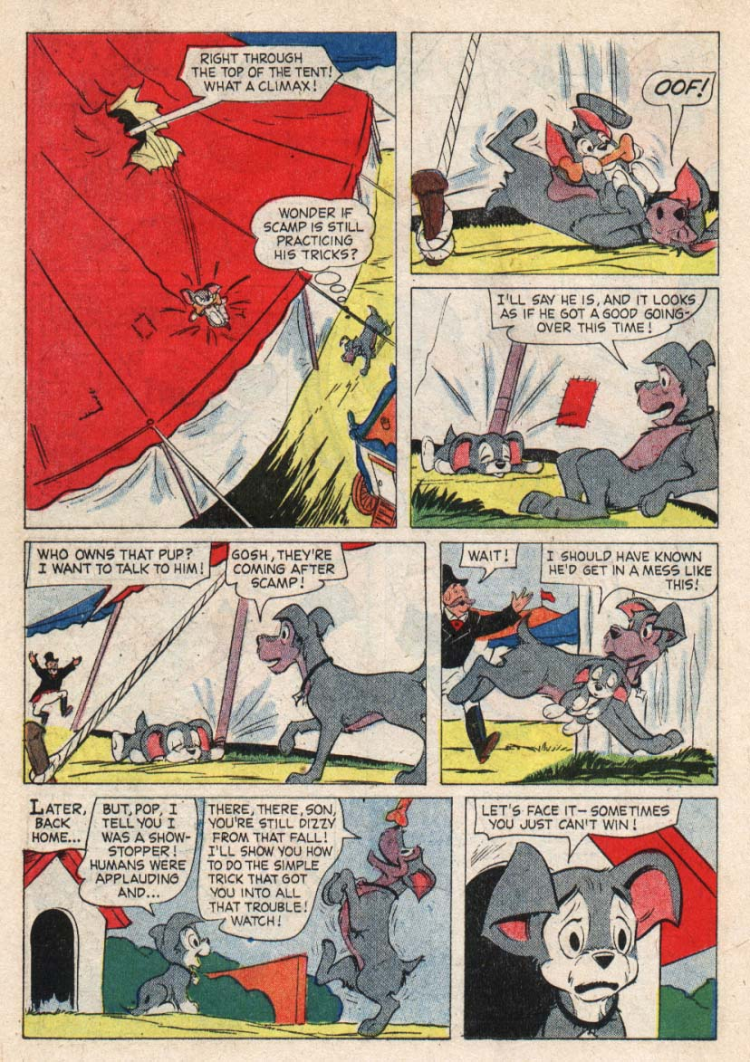 Walt Disney's Comics and Stories issue 240 - Page 17