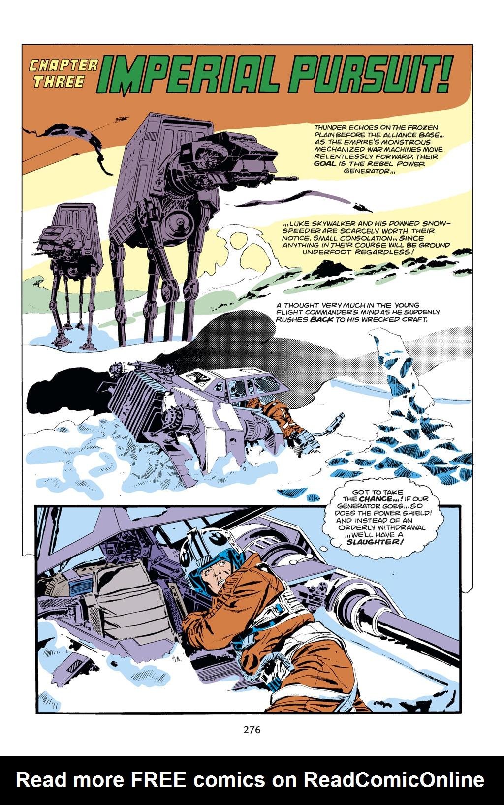 Read online Star Wars Omnibus comic -  Issue # Vol. 14 - 274