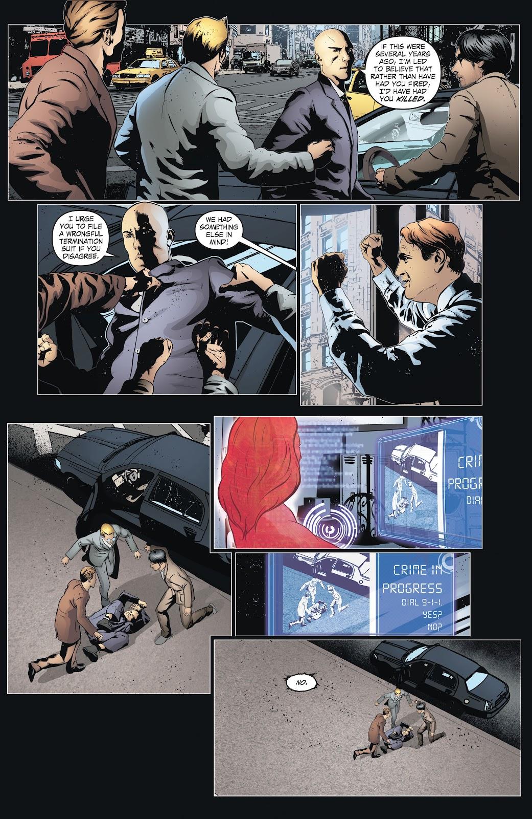 Read online Smallville Season 11 [II] comic -  Issue # TPB 6 - 16