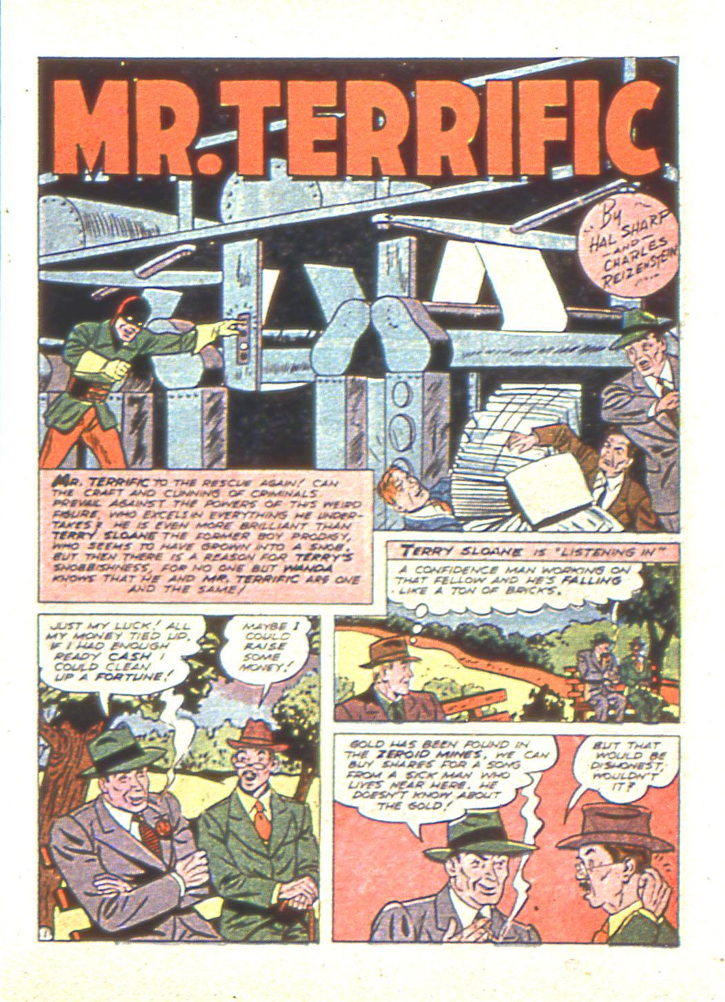 Read online Sensation (Mystery) Comics comic -  Issue #6 - 25