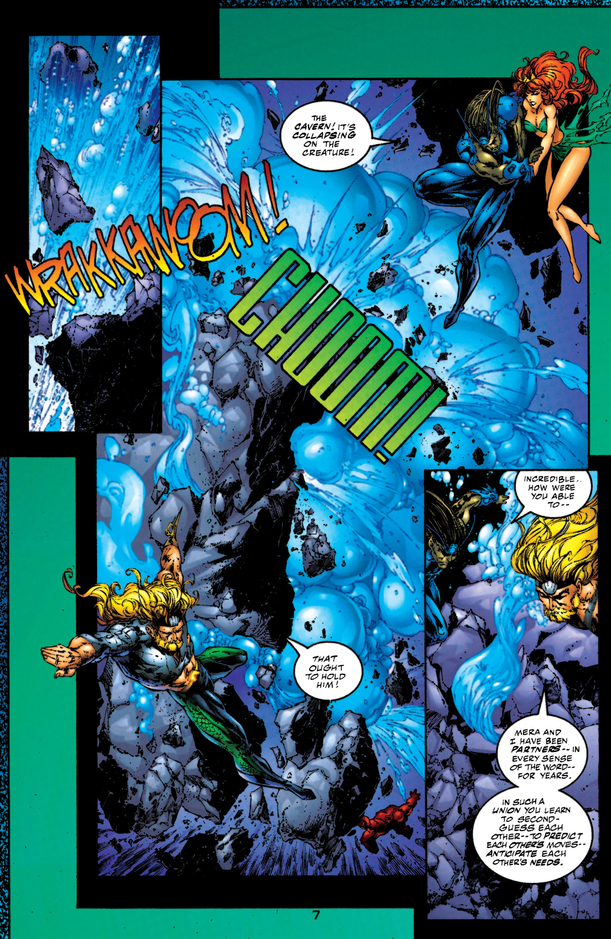 Read online Aquaman (1994) comic -  Issue #53 - 8